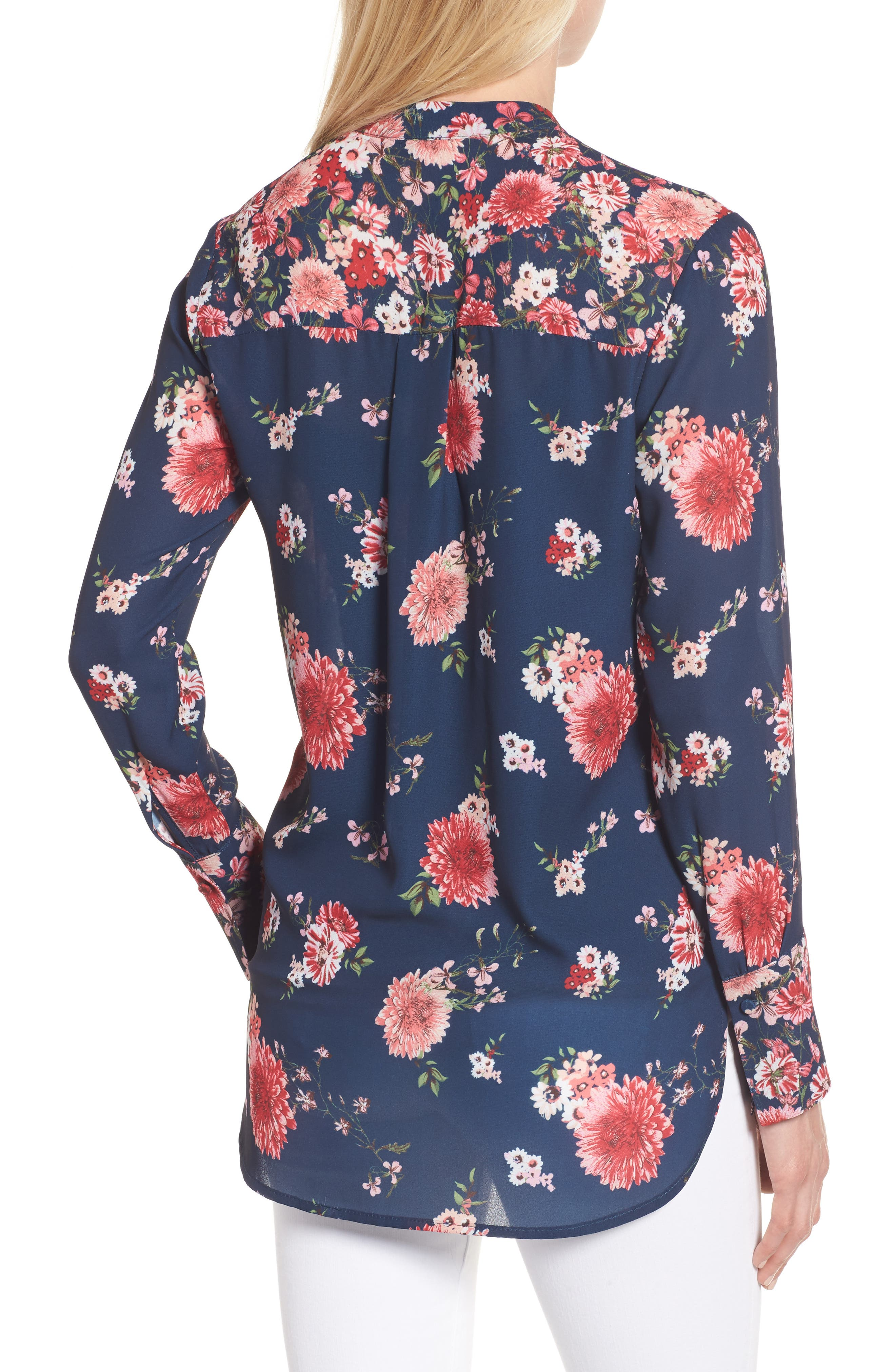 Alternate Image 2  - KUT from the Kloth Liliana Floral Blouse