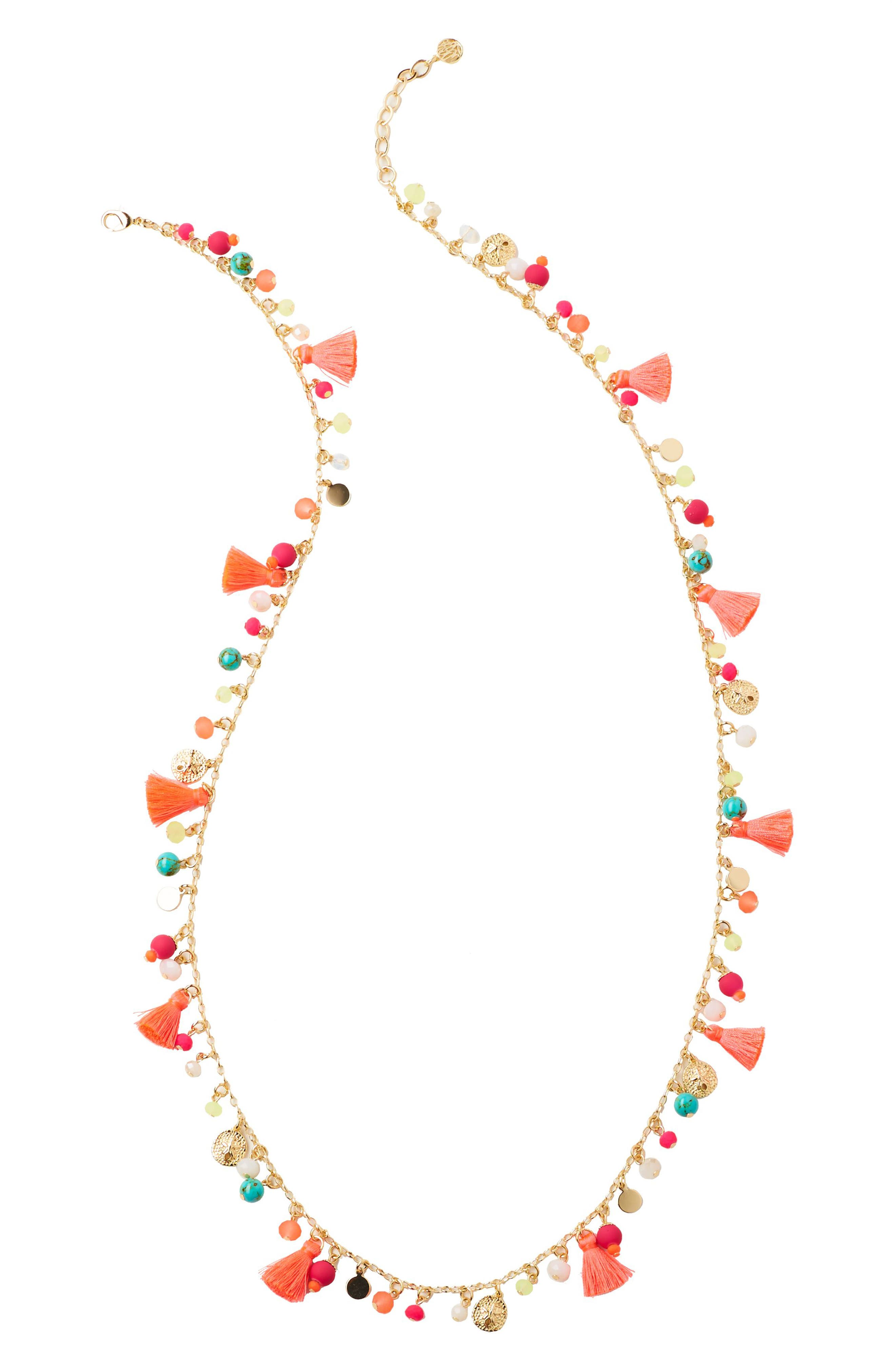LILLY PULITZER<SUP>®</SUP> Confetti Long Necklace
