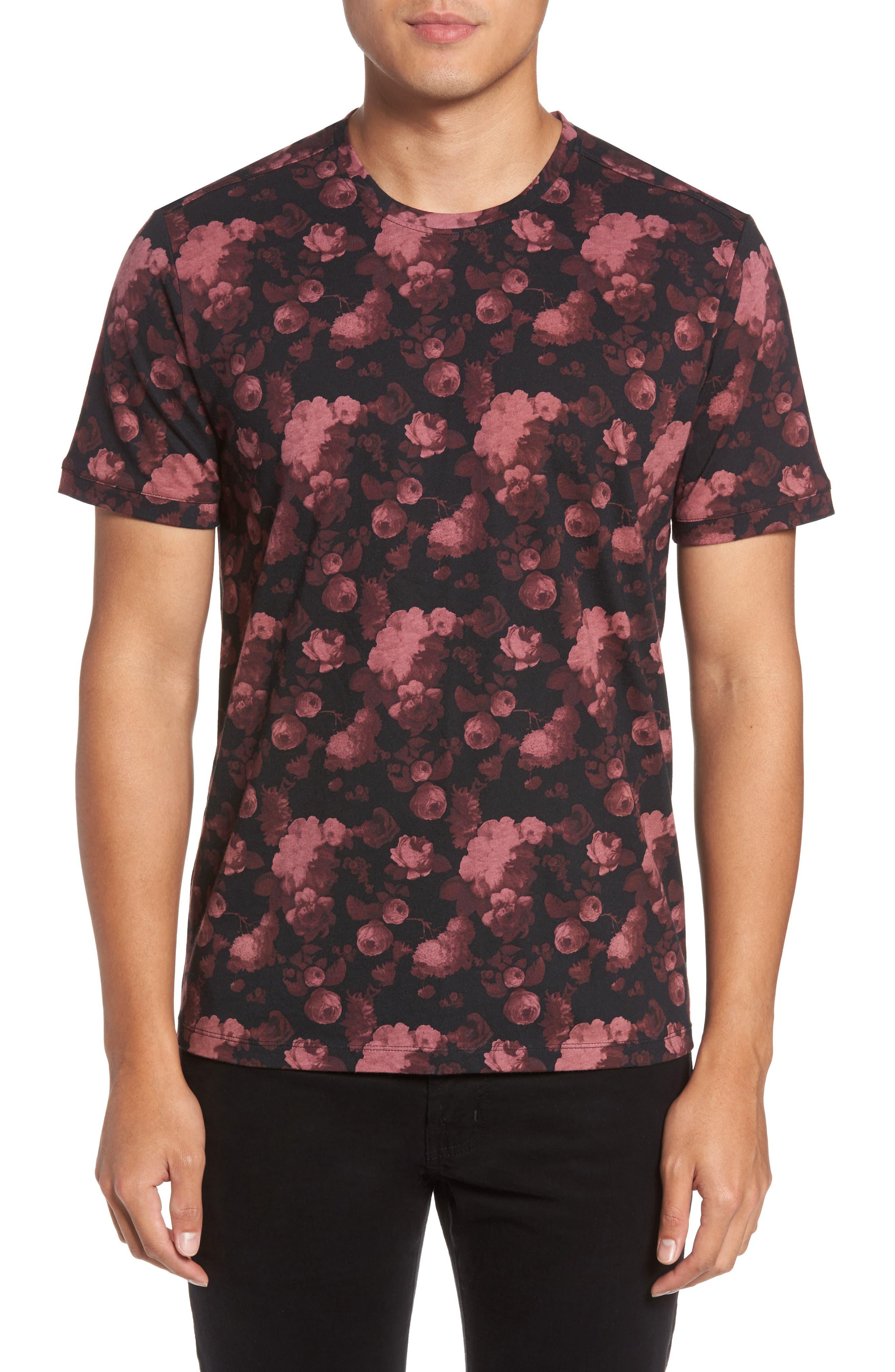 CALIBRATE Print T-Shirt