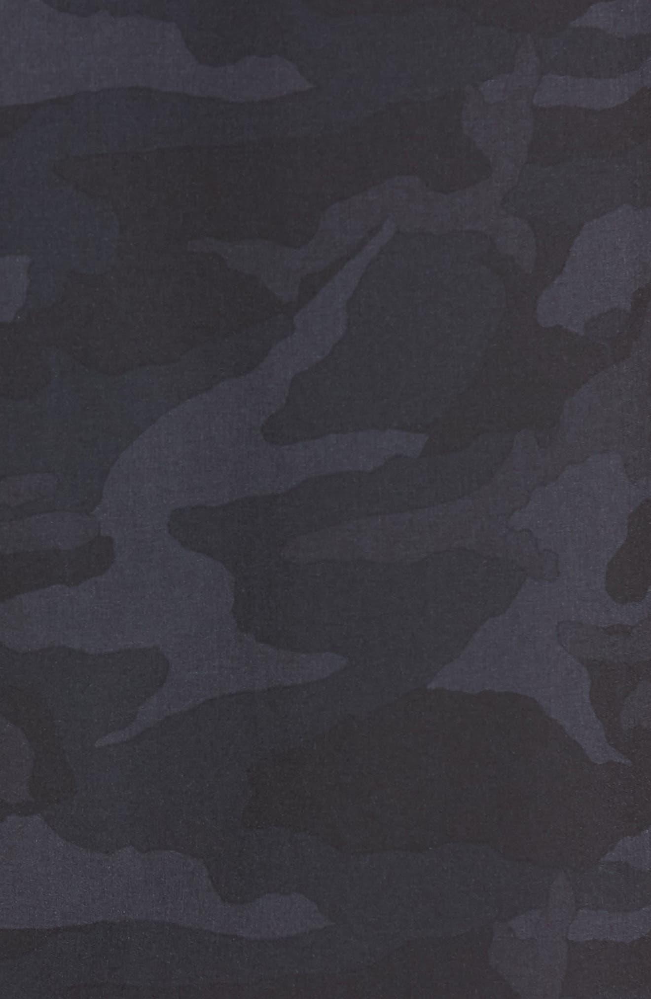 Kore Performance Shorts,                             Alternate thumbnail 6, color,                             Black Camo