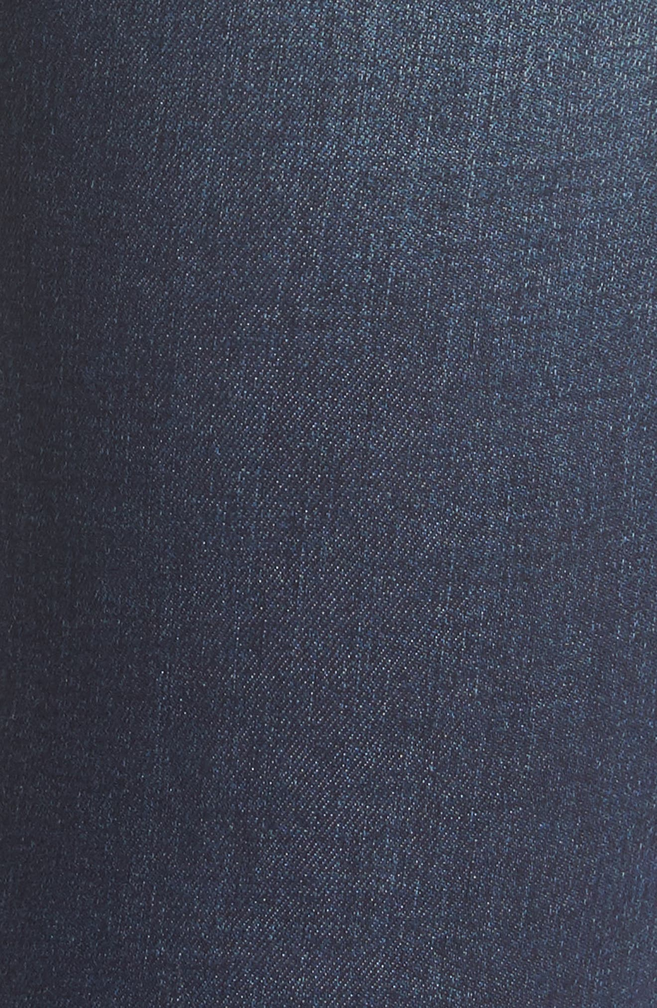 Alternate Image 5  - Articles of Society Melody Skinny Jeans (Blue Ridge)