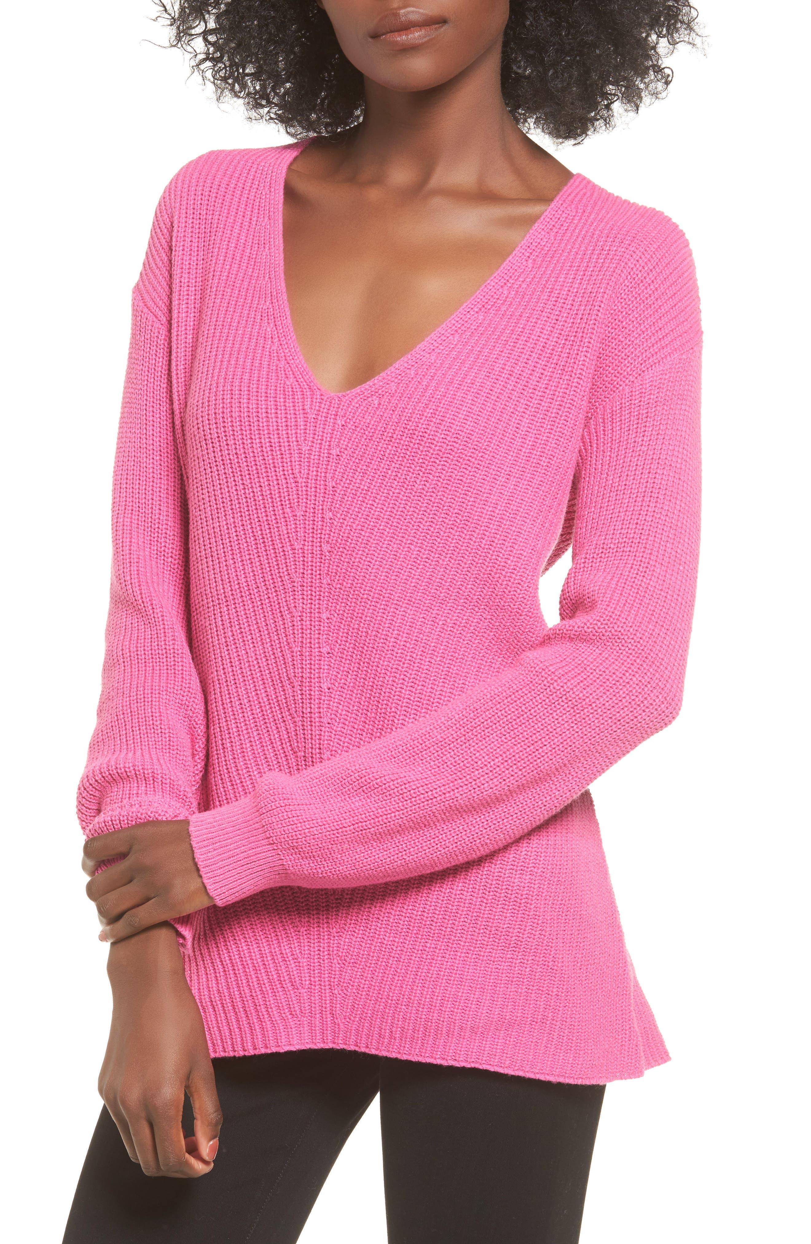 Alternate Image 1 Selected - BP. V-Neck Sweater