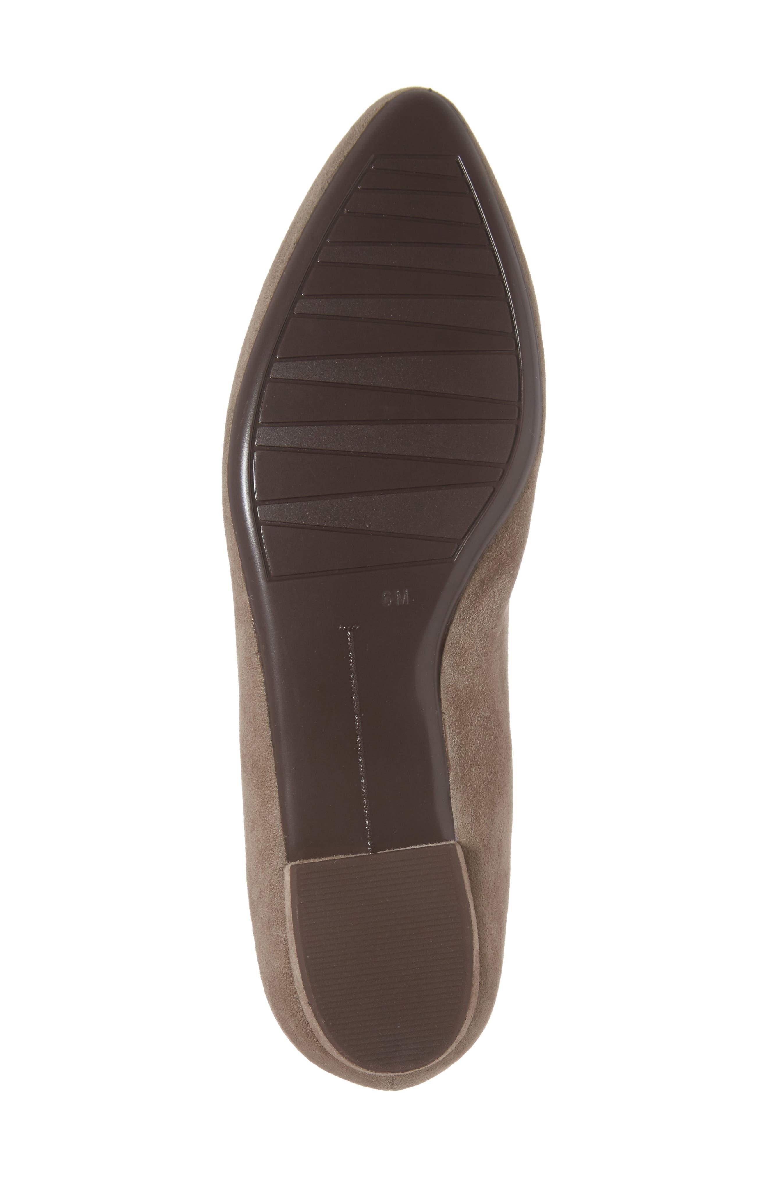 Alternate Image 6  - VANELi Gaea Loafer Flat (Women)
