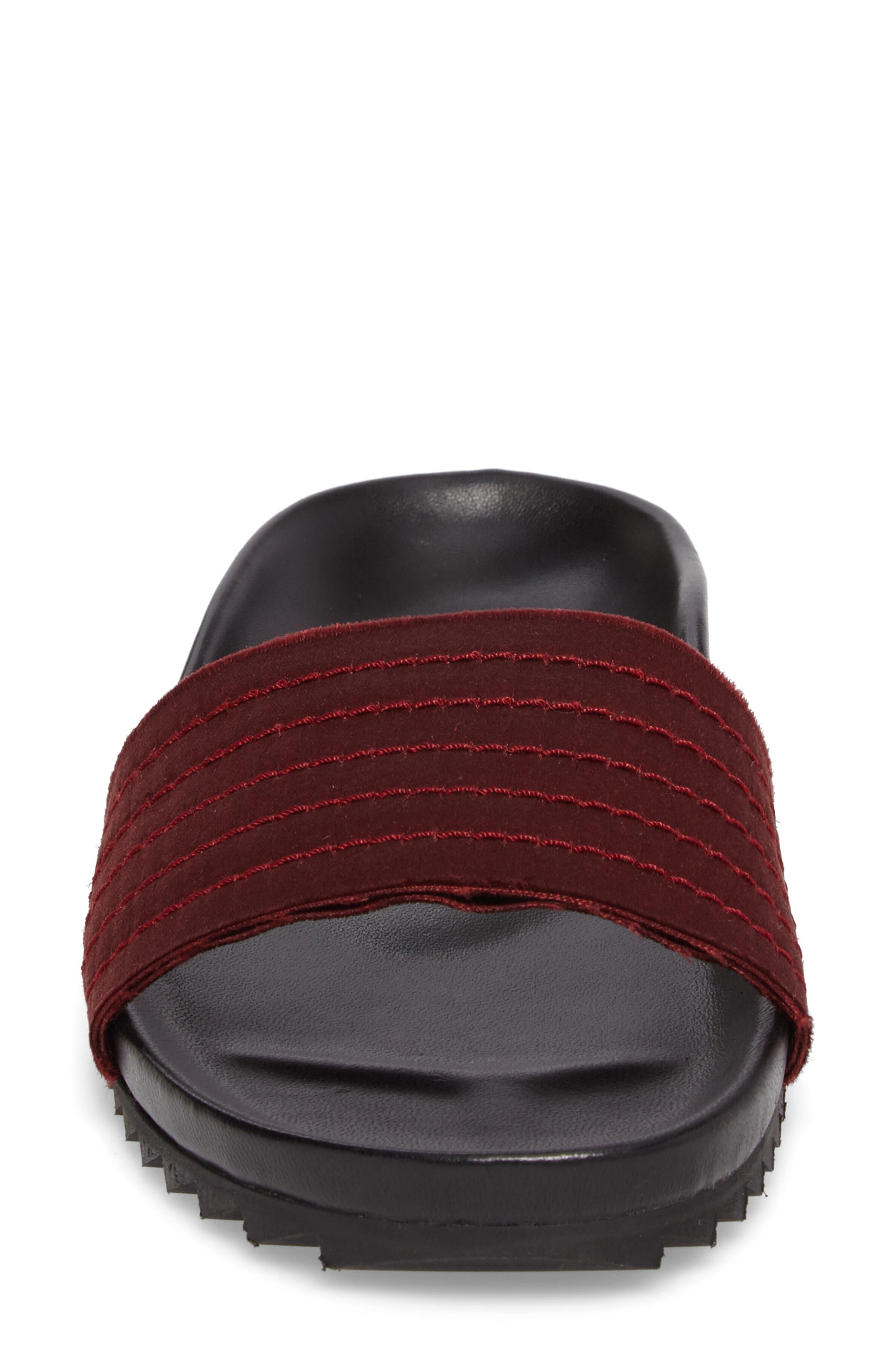 Alternate Image 4  - Pedro Garcia Amparo Slide Sandal (Women)