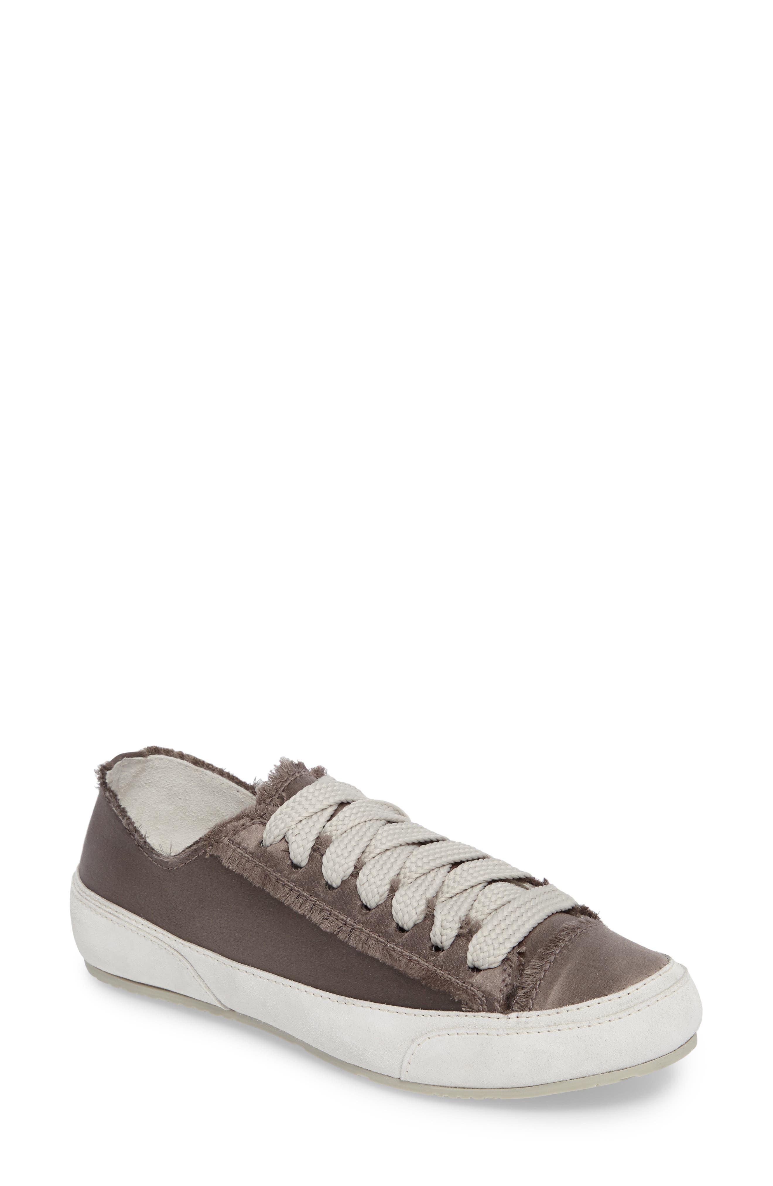 'Parson' Satin Sneaker,                         Main,                         color, Truffle Satin