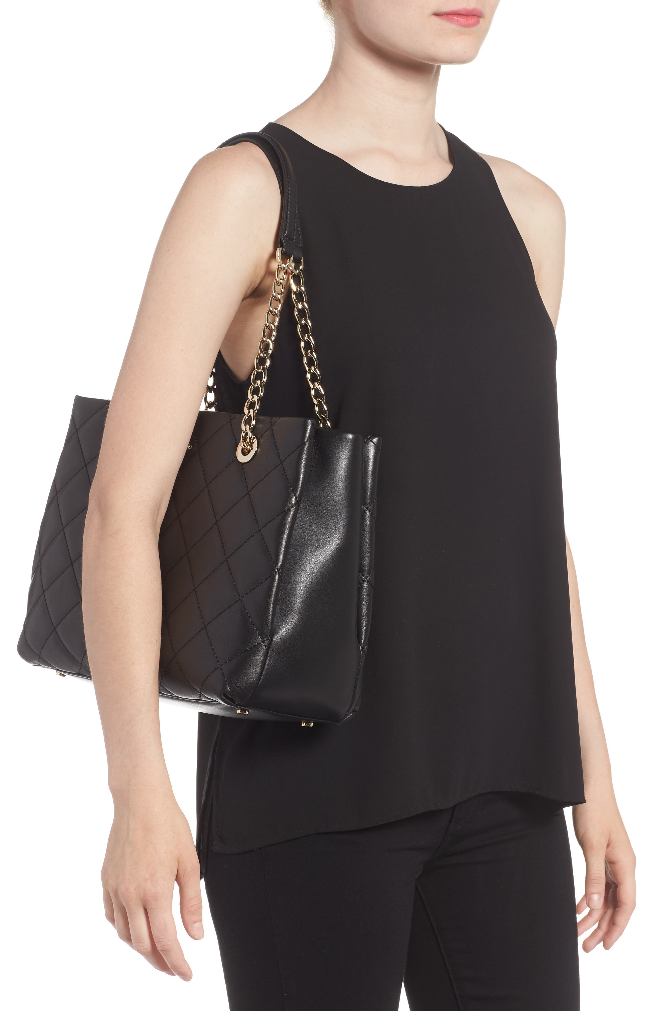 Alternate Image 2  - kate spade new york emerson place - allis leather tote