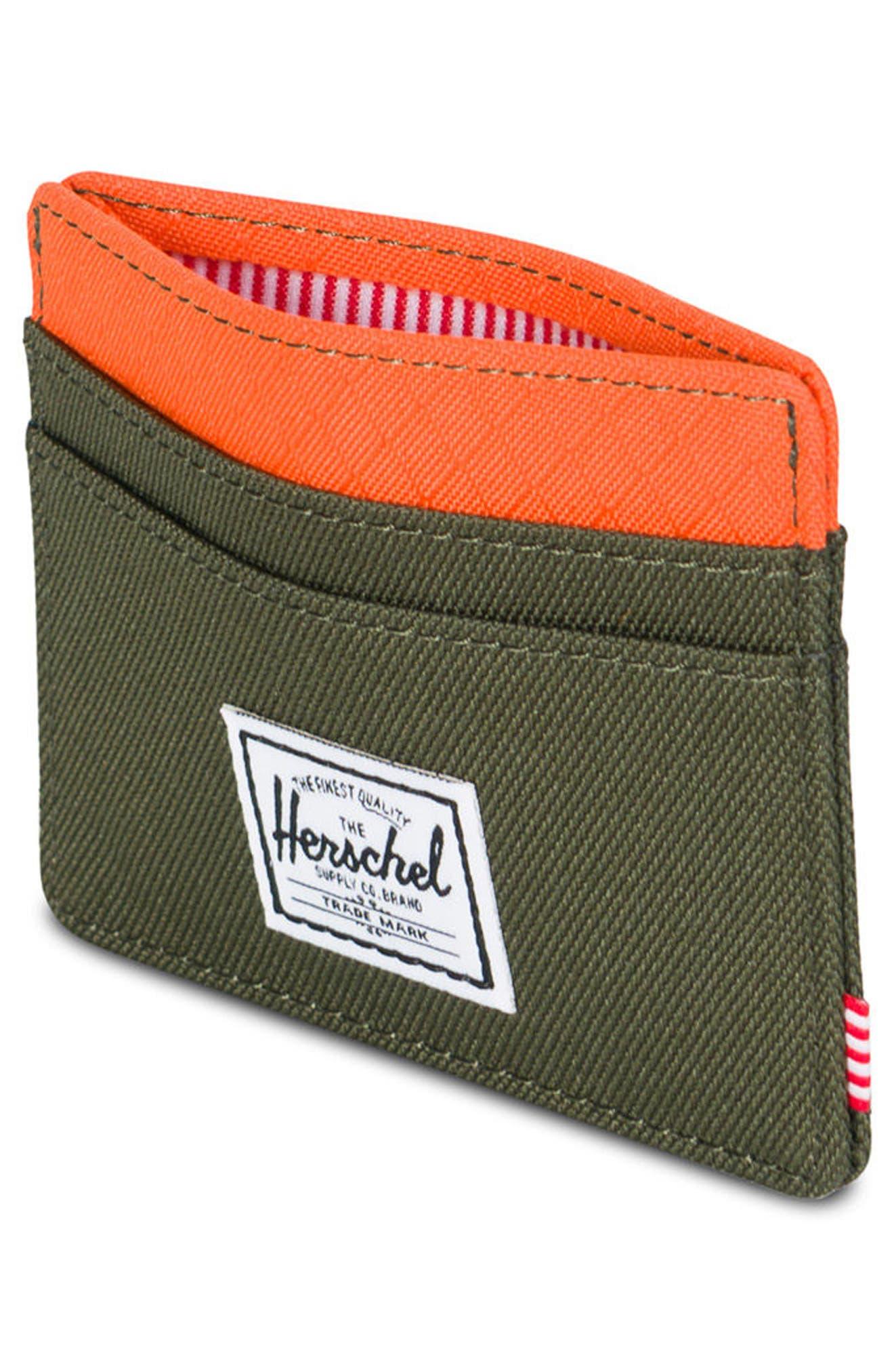 Alternate Image 3  - Herschel Supply Co. Charlie RFID Card Case