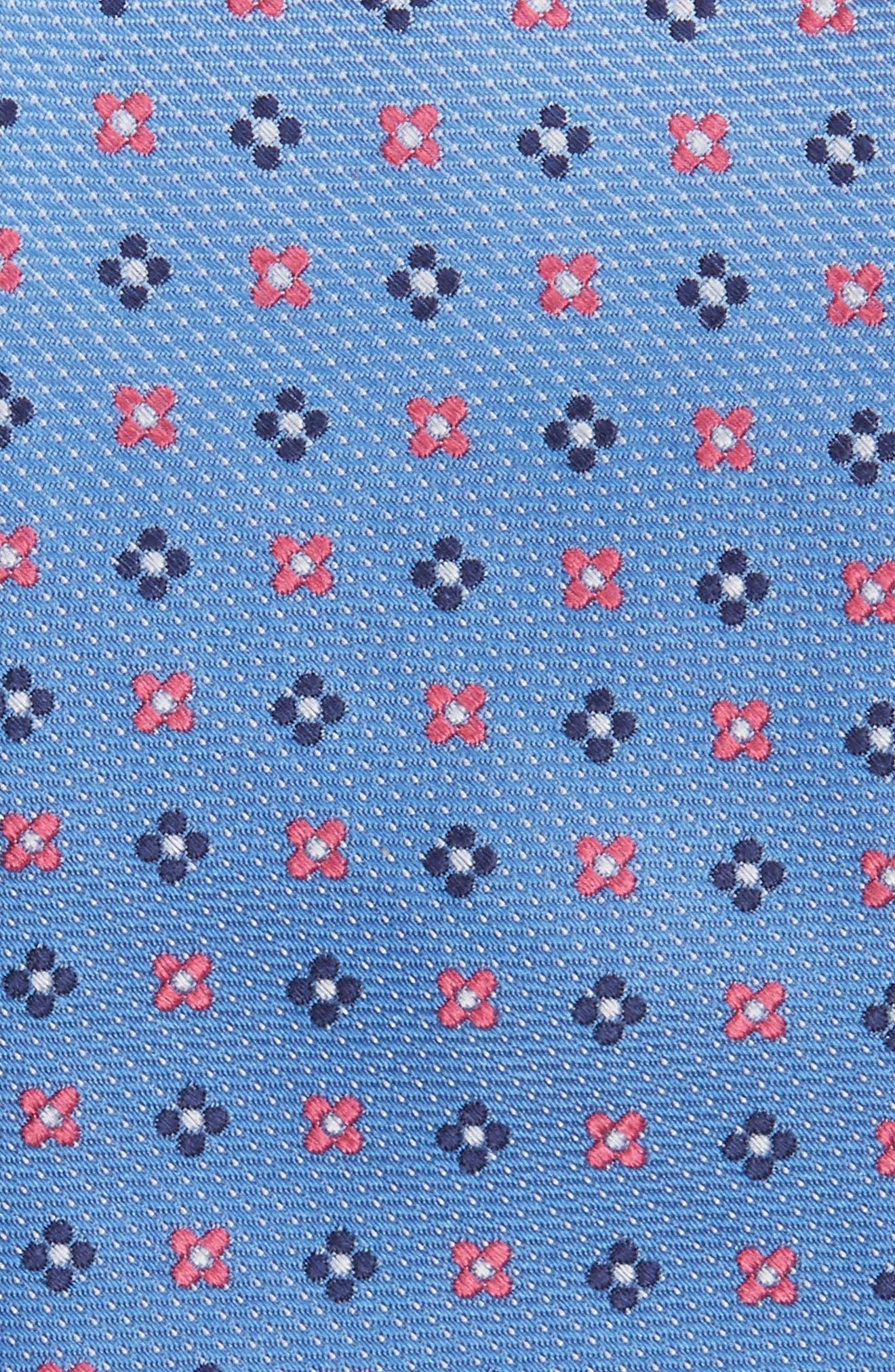 Alternate Image 2  - Nordstrom Men's Shop Neat Silk Tie