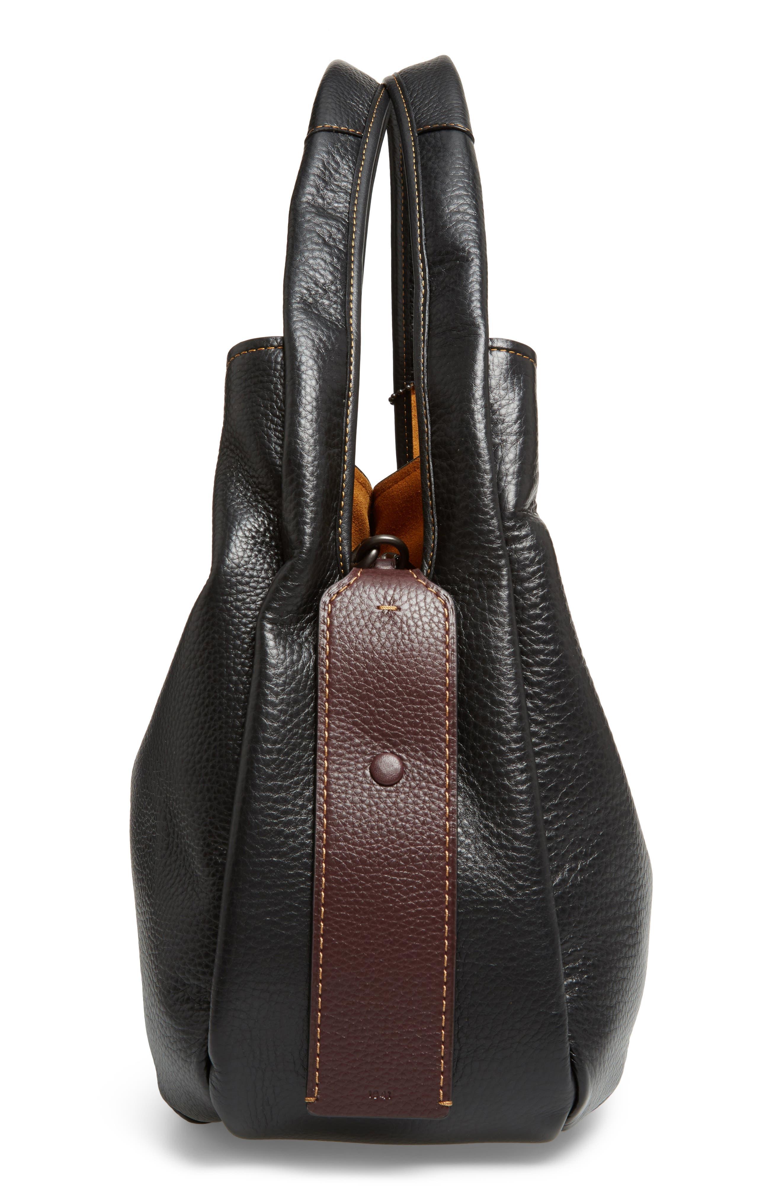 Alternate Image 5  - COACH 1941 Bandit Leather Hobo & Removable Shoulder Bag