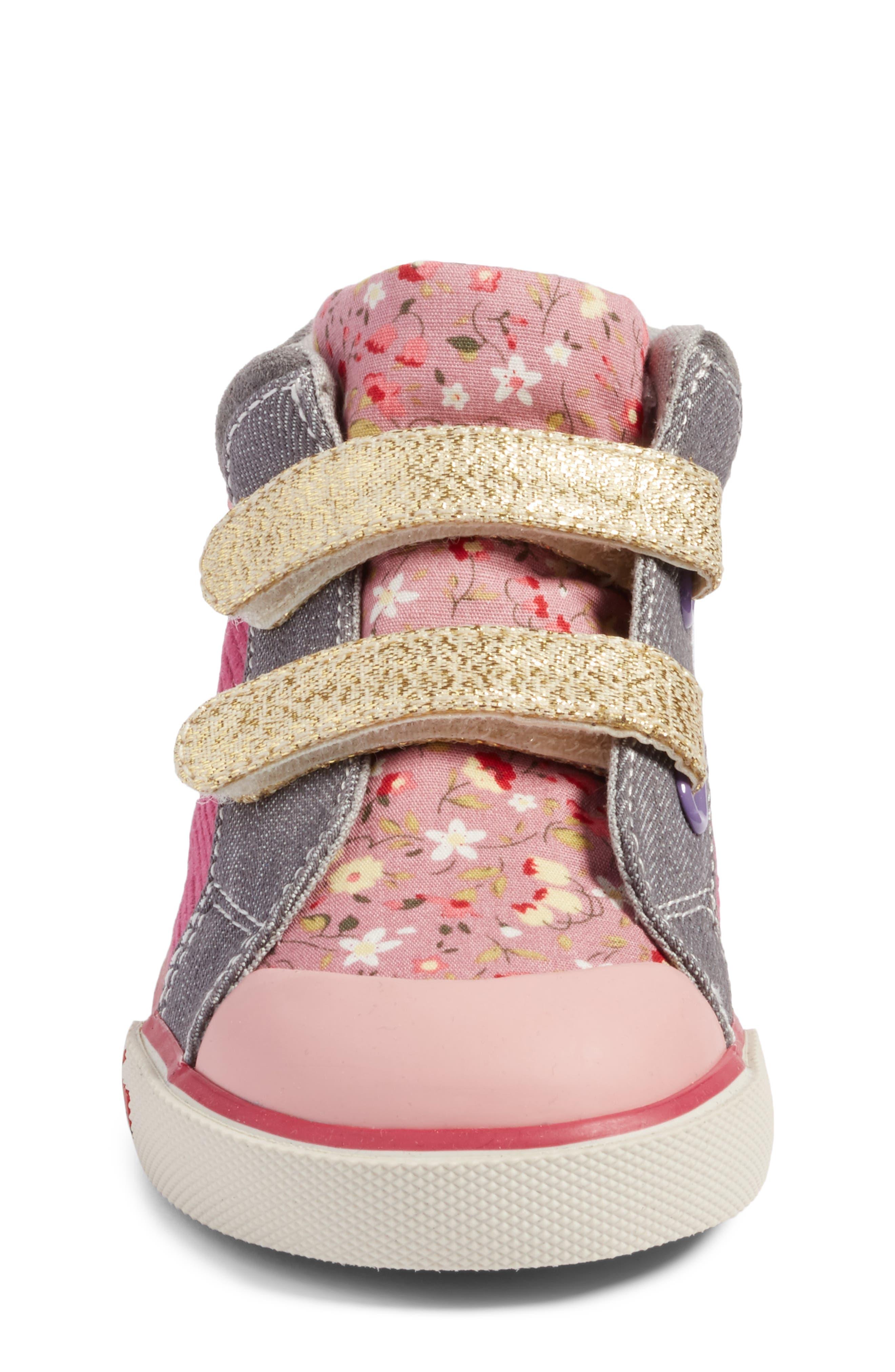 Alternate Image 4  - See Kai Run Kya Sneaker (Baby, Walker, Toddler & Little Kid)