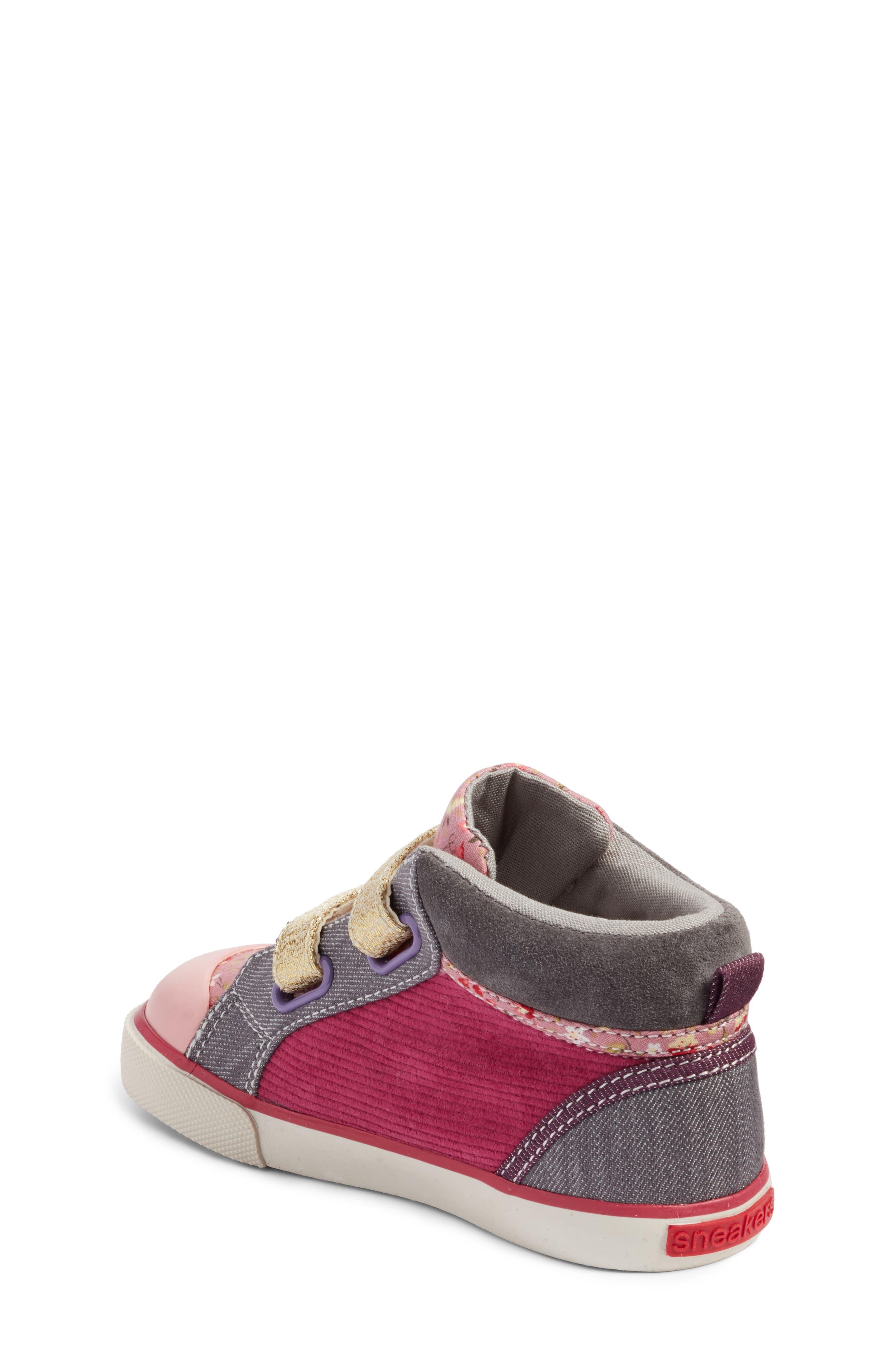 Alternate Image 2  - See Kai Run Kya Sneaker (Baby, Walker, Toddler & Little Kid)