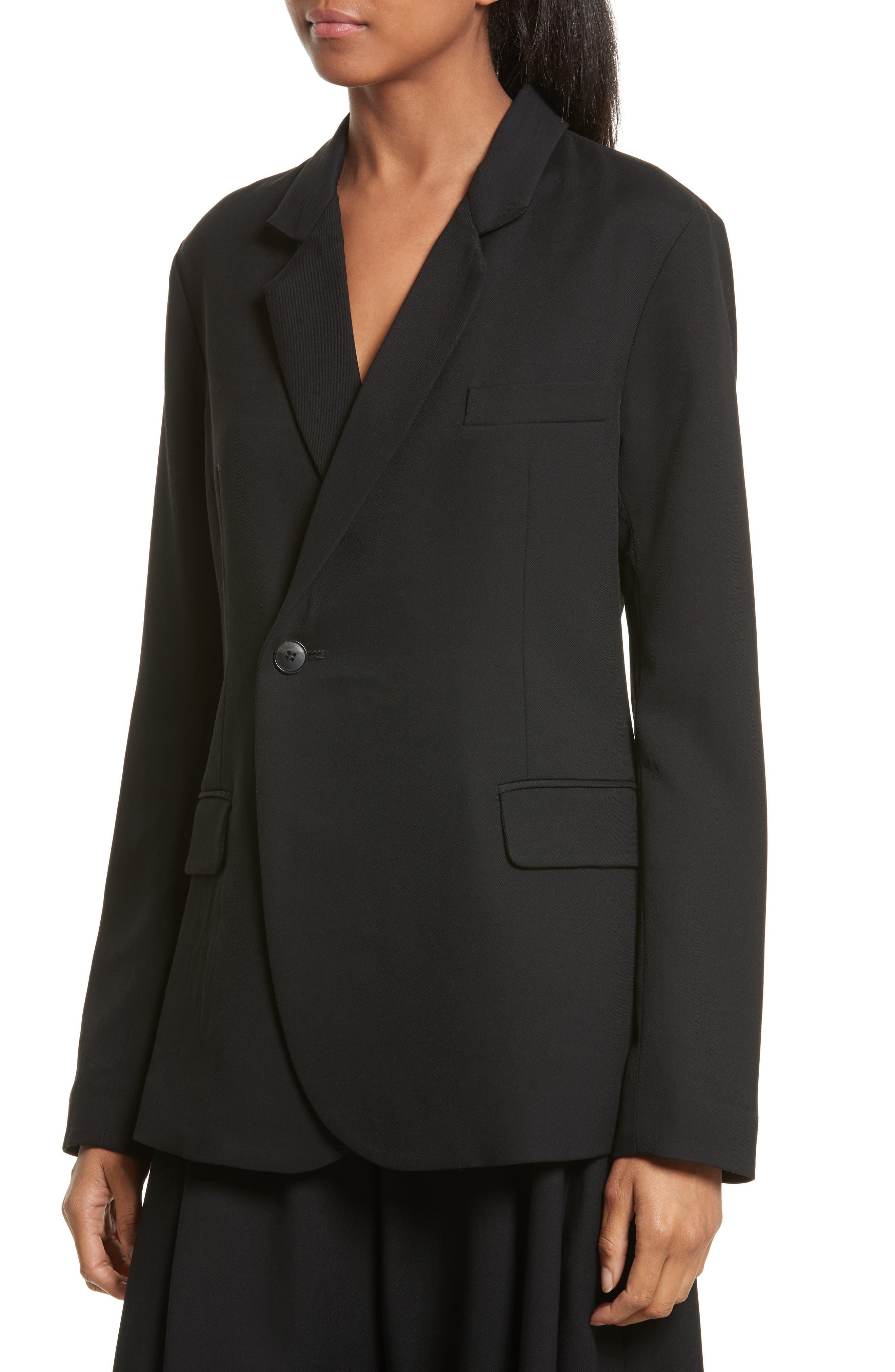 Classon Jacket,                             Alternate thumbnail 5, color,                             Black