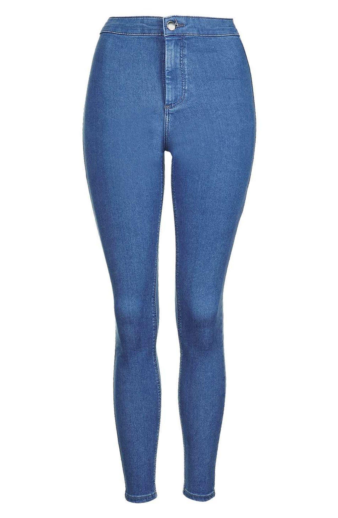 Alternate Image 4  - Topshop Joni Skinny Jeans (Tall)