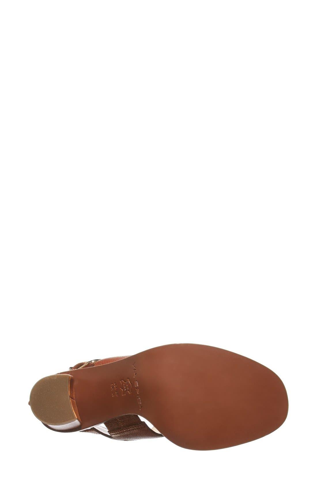 Alternate Image 4  - Via Spiga 'Baris' Leather Slingback Sandal (Women) (Nordstrom Exclusive)