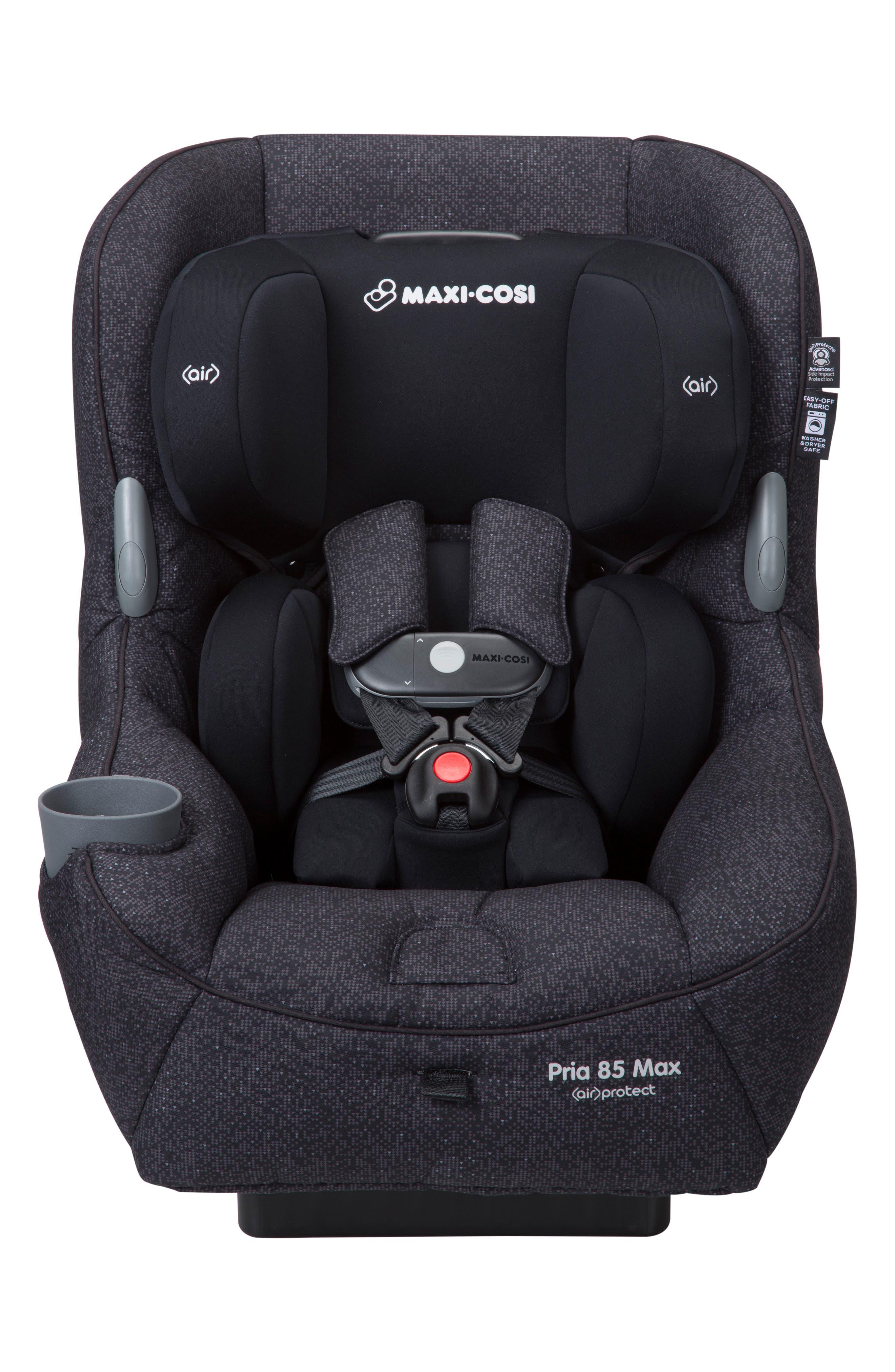 Pria<sup>™</sup> 85 Max Convertible Car Seat,                         Main,                         color, Triangle Black