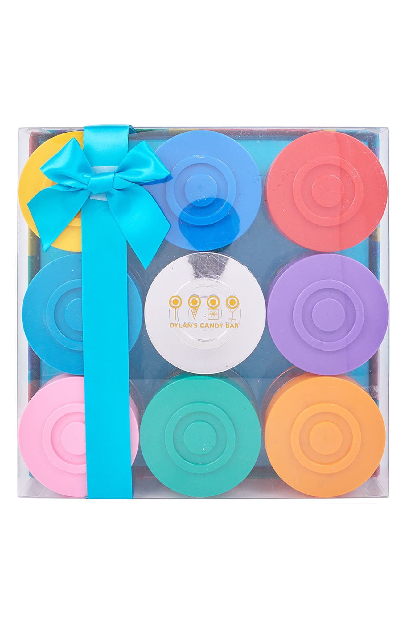 Stack-A-Round Deluxe 9-Pack Signature Gift Set,                         Main,                         color, Blue Multi