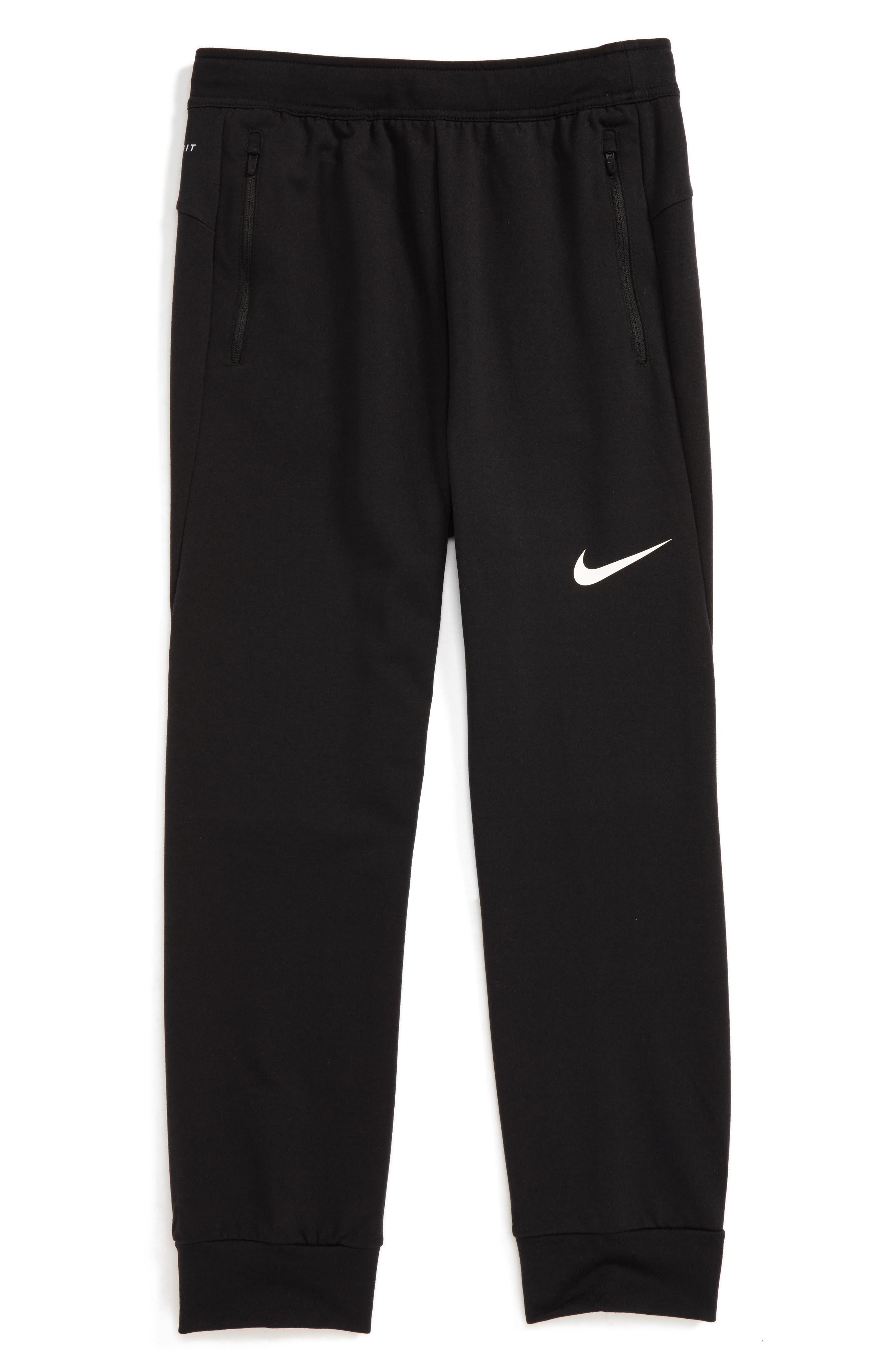 Nike Dri-FIT Hyper Fleece Pants (Little Boys & Big Boys)