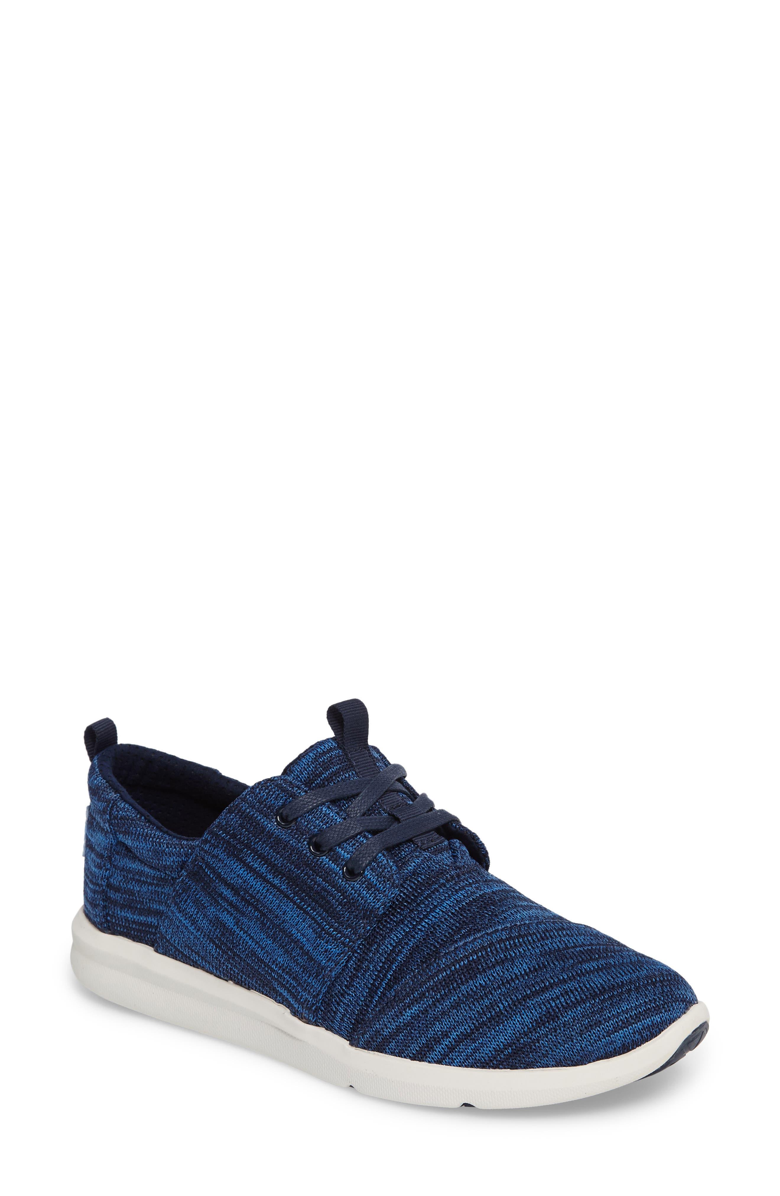 Alternate Image 1 Selected - TOMS 'Del Ray' Sneaker (Women)