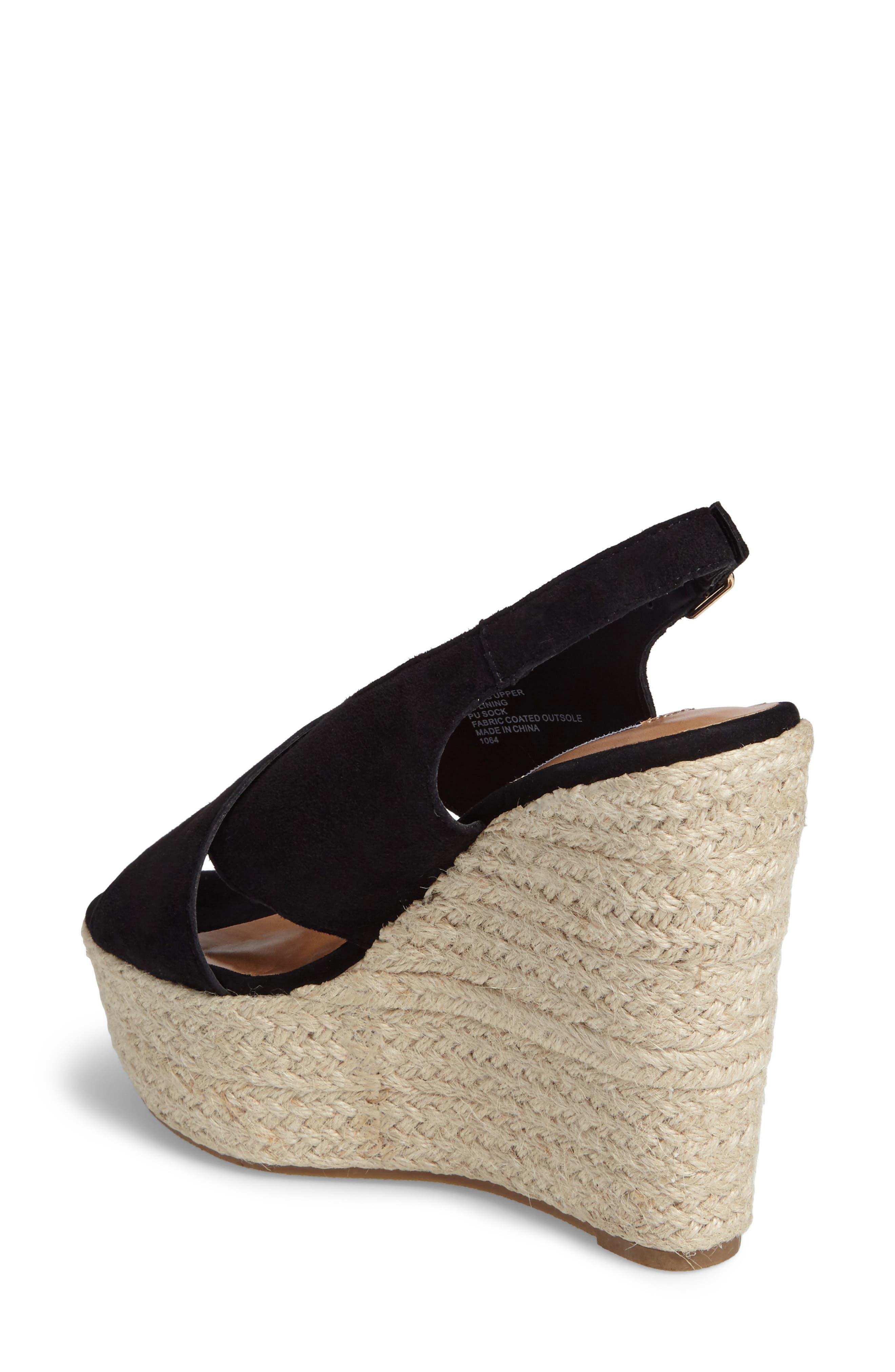Alternate Image 2  - Steve Madden Rayla Platform Wedge Sandal (Women)