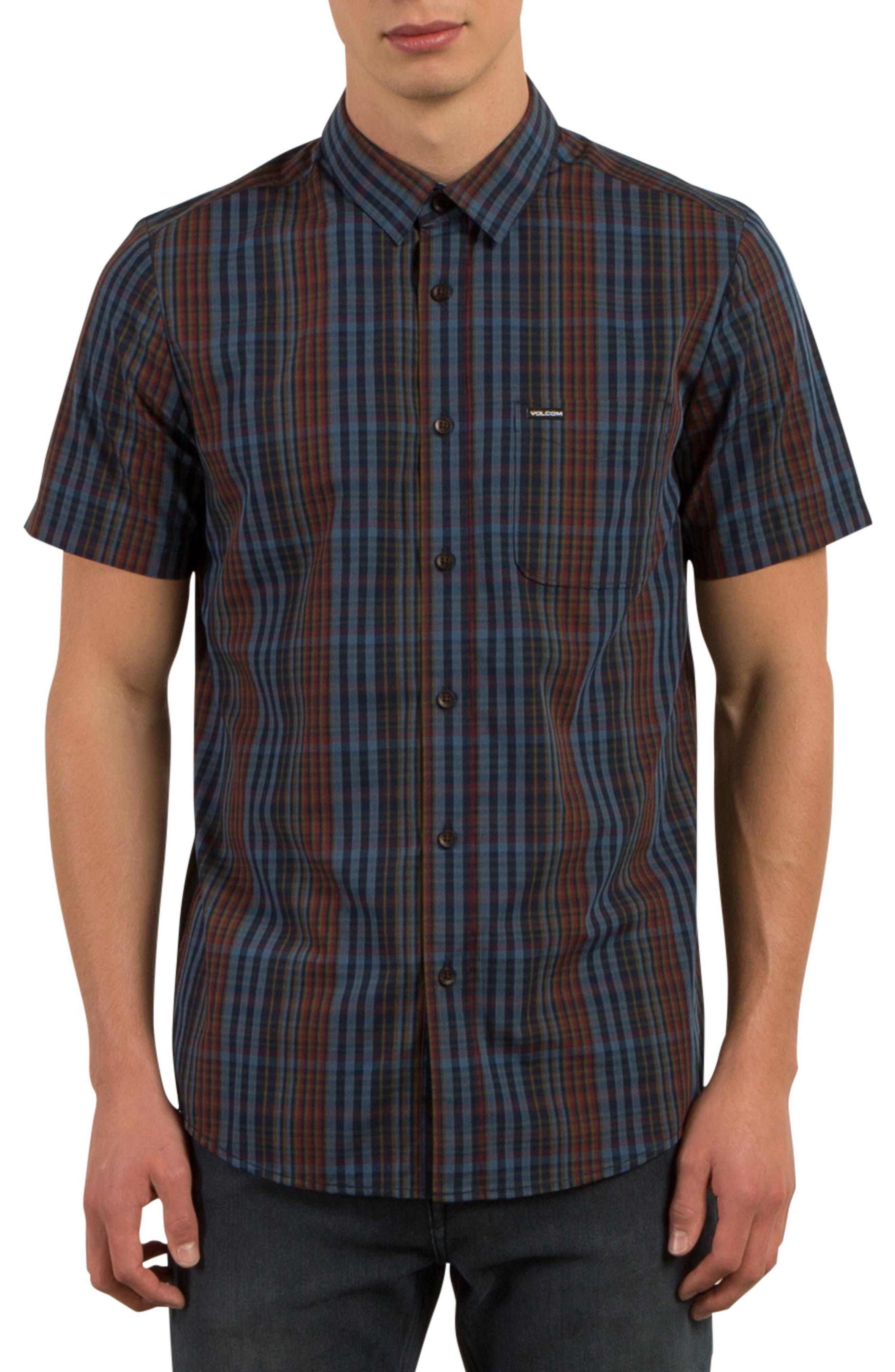 Volcom Hugo Plaid Shirt