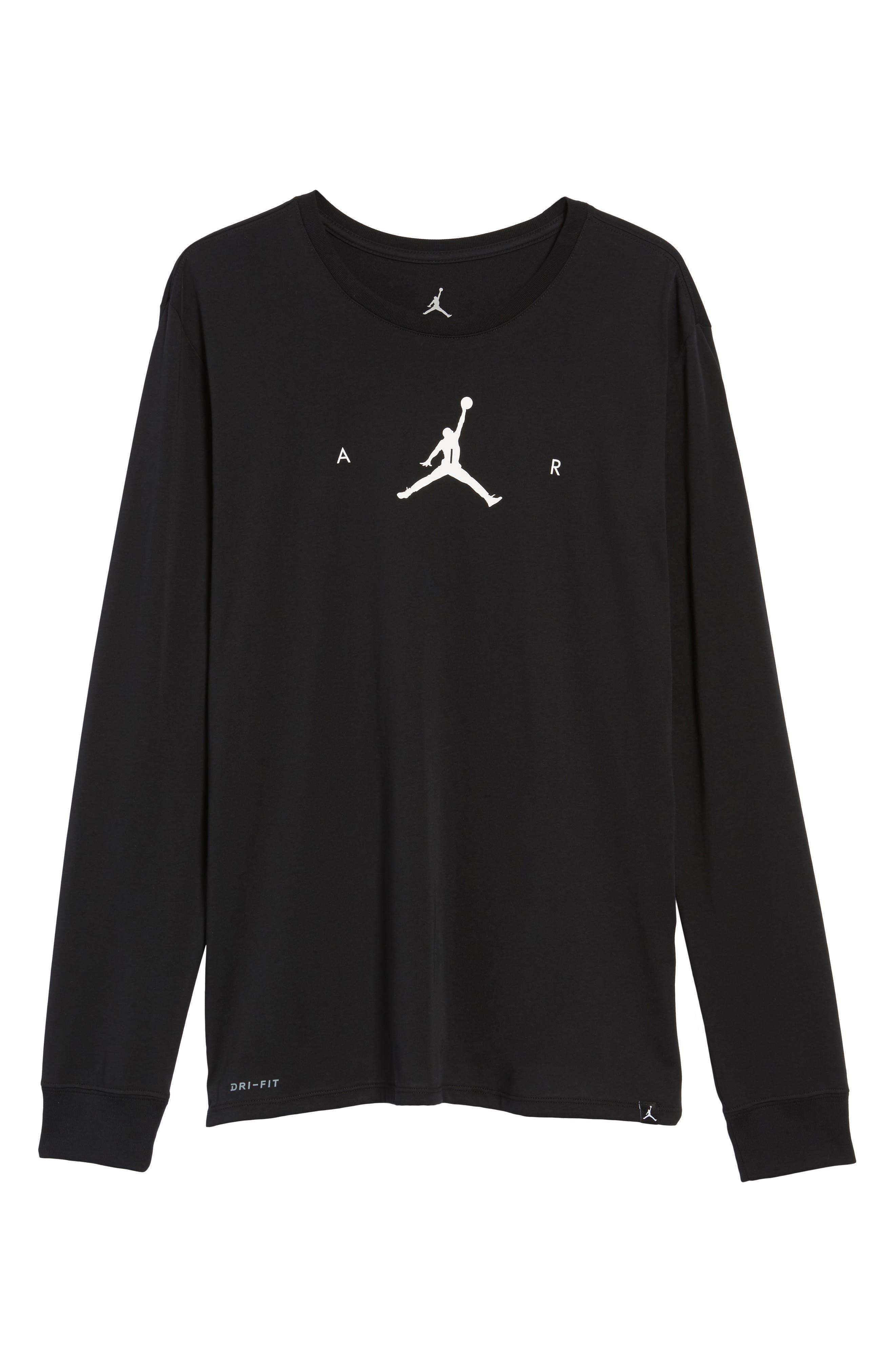 Alternate Image 6  - Nike Jordan Flight Dry-FIT T-Shirt