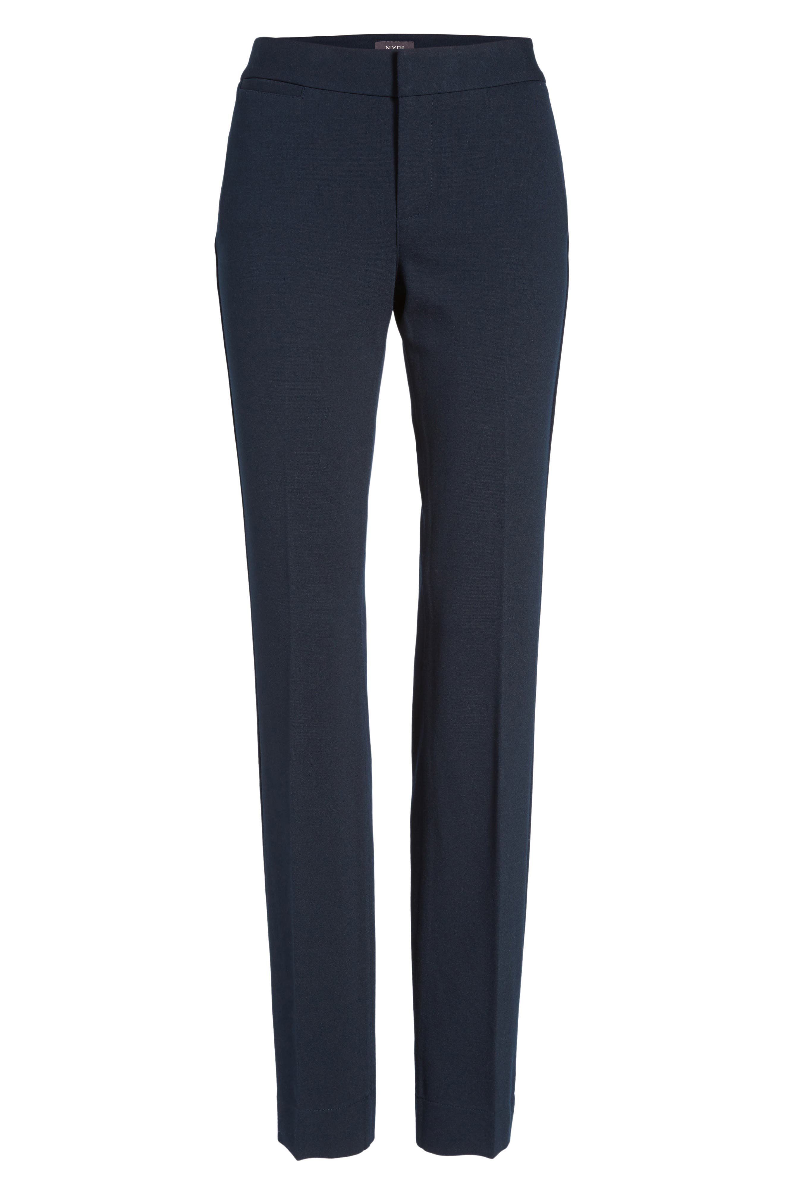 Alternate Image 6  - NYDJ Stretch Knit Trousers (Regular & Petite)