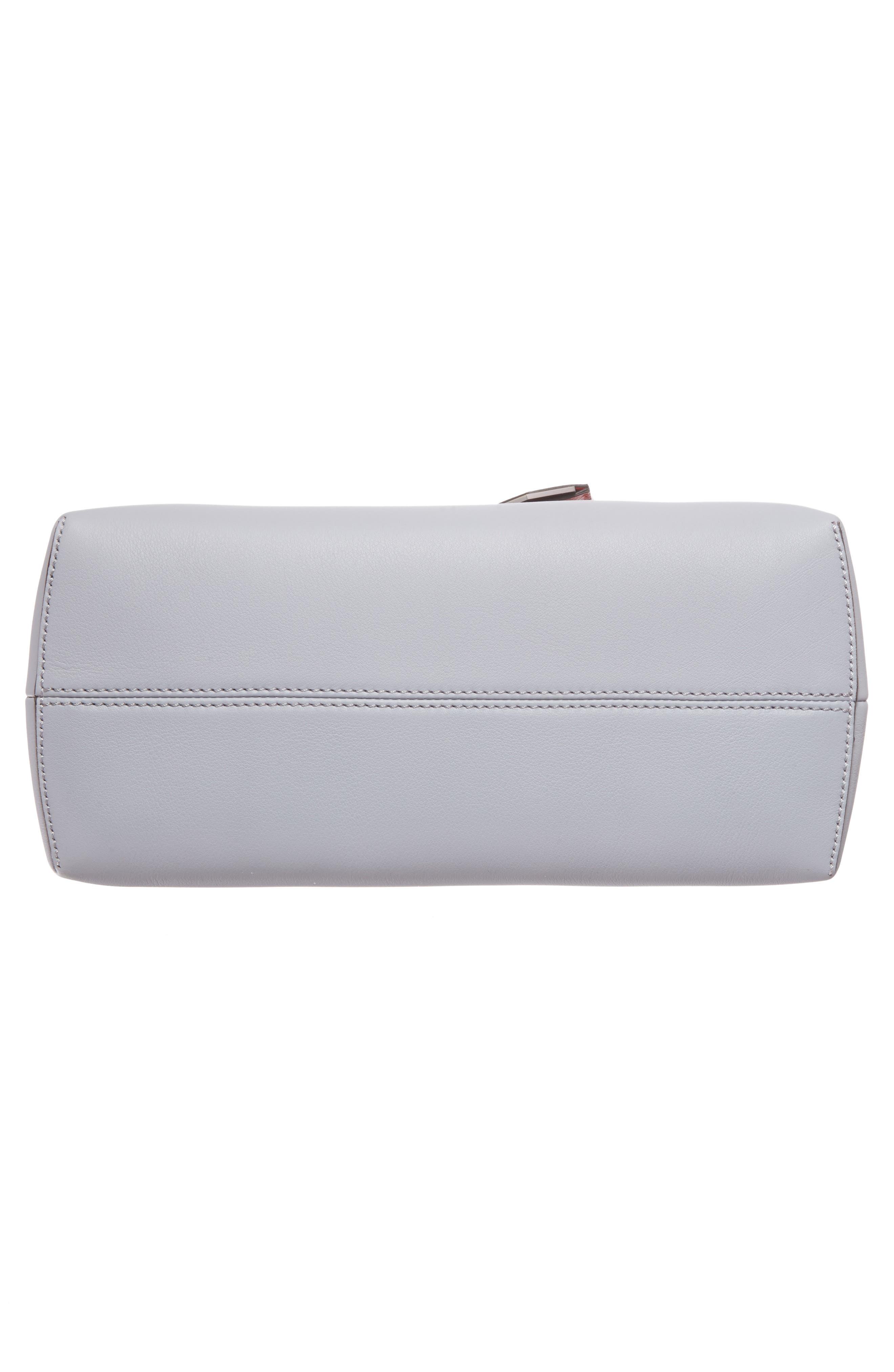 Alternate Image 6  - Fendi 'Medium By the Way' Colorblock Leather Shoulder Bag