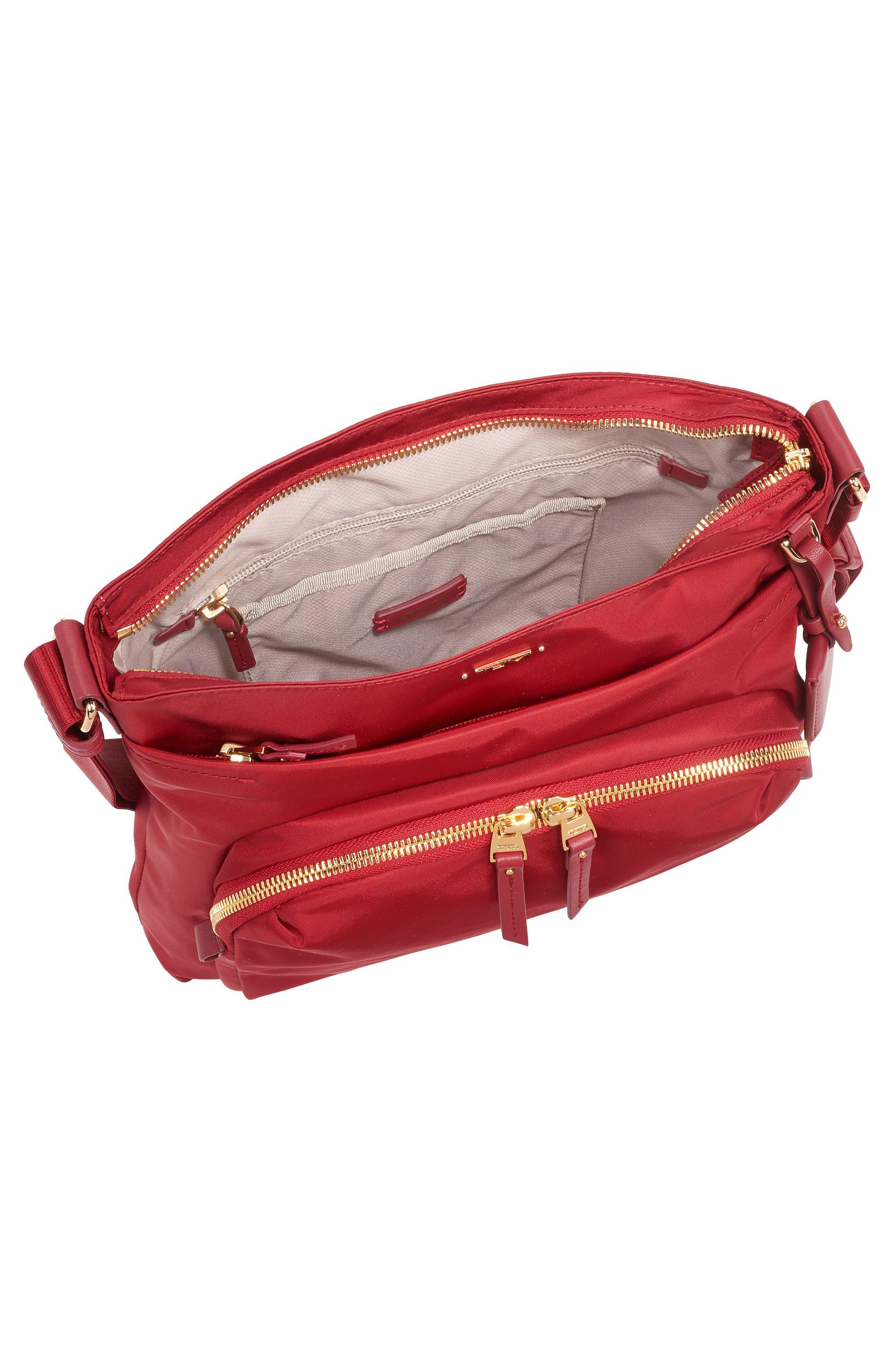 Alternate Image 4  - Tumi Voyageur - Capri Nylon Crossbody Bag