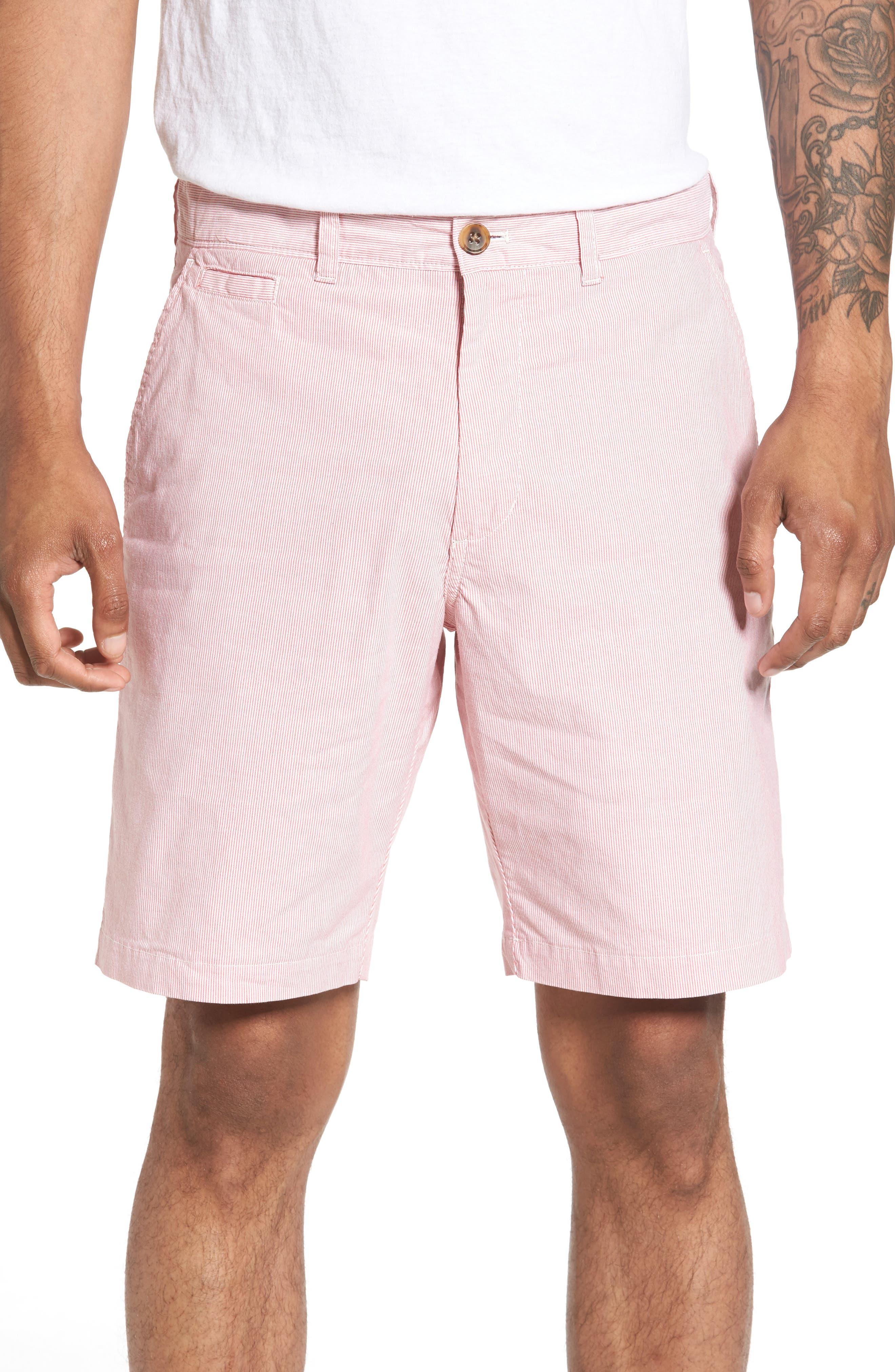 Nordstrom Men's Shop Seersucker Shorts
