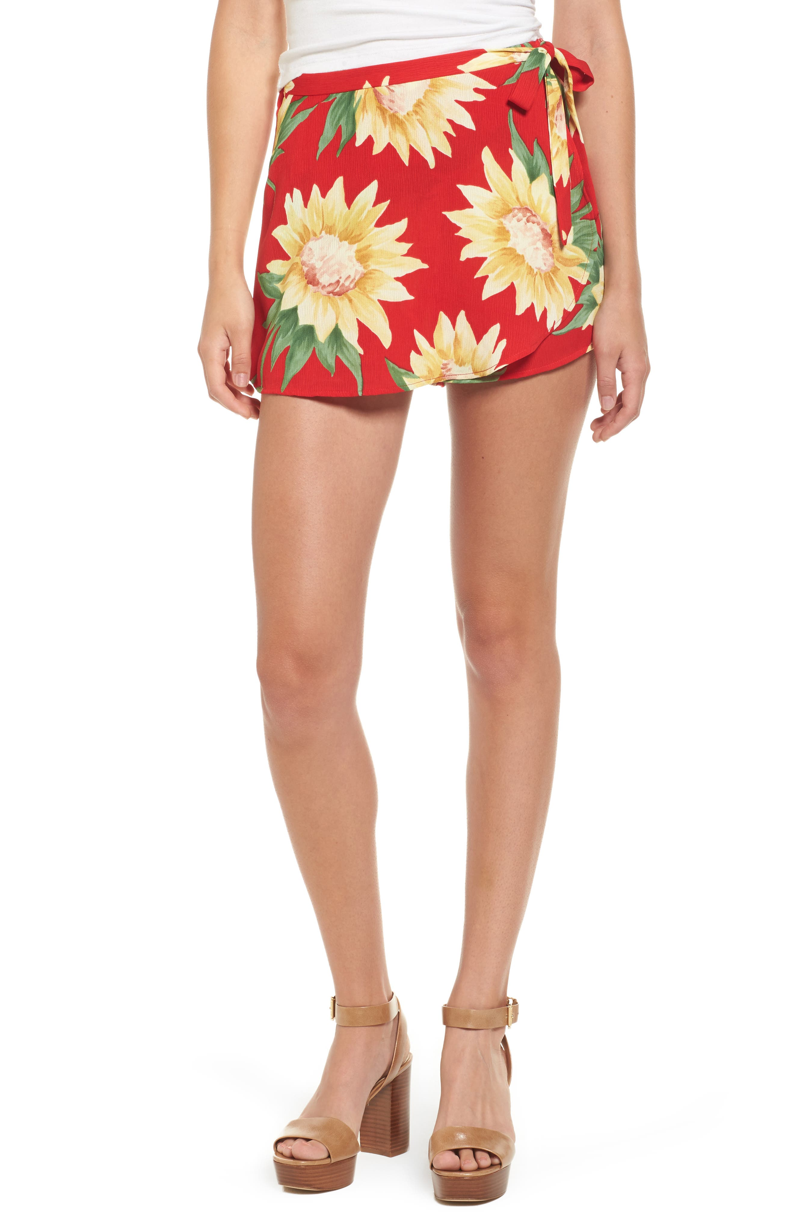 Show Me Your Mumu The Great Wrap Skort