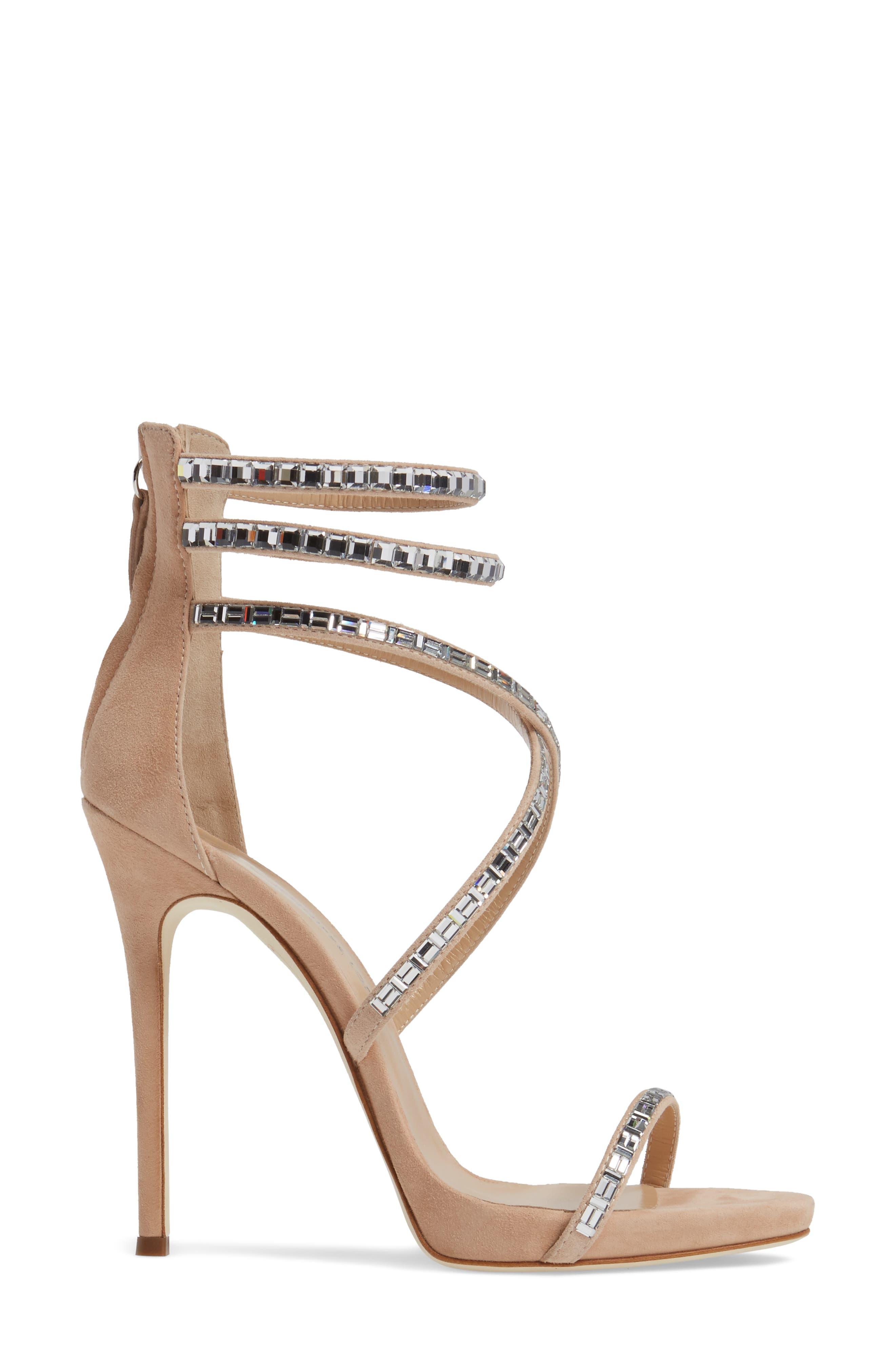 Alternate Image 3  - Giuseppe for Jennifer Lopez Strappy Sandal (Women)