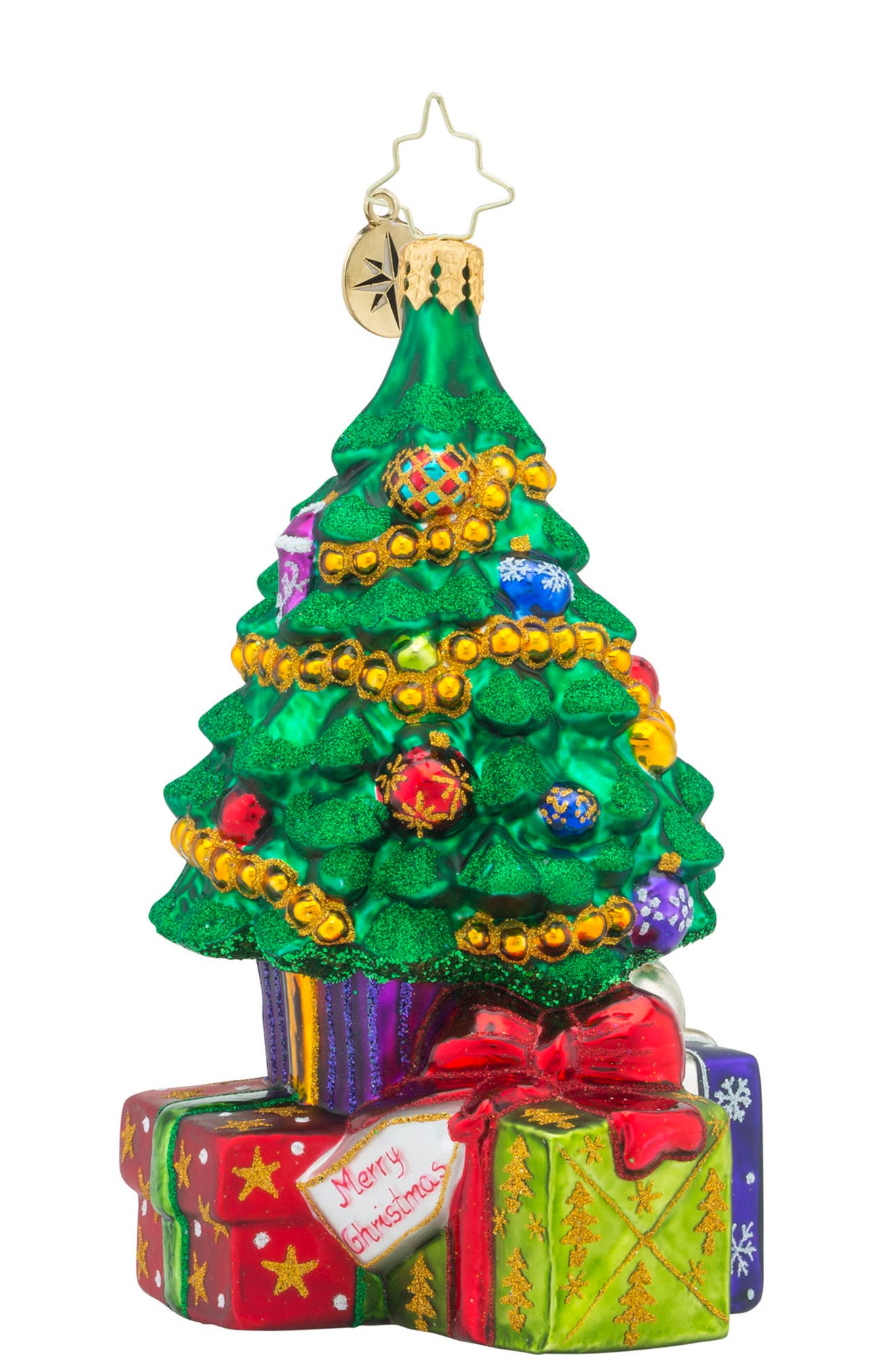 Christopher Radko Surprises Await Ornament