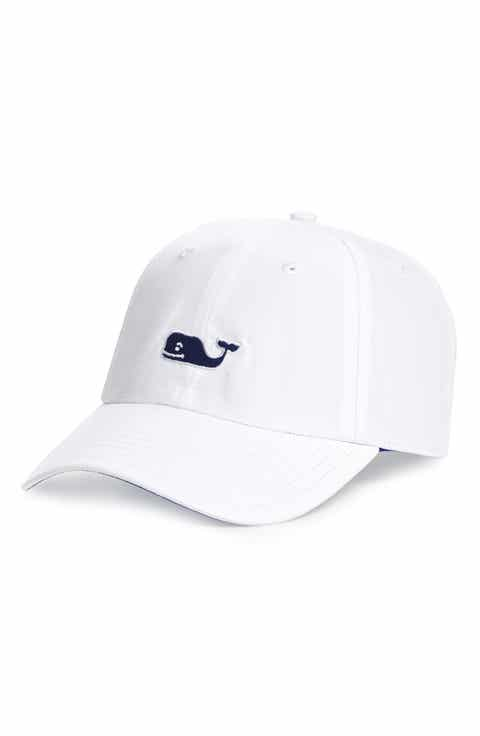 vineyard vines baseball hat blue whale performance cap flamingo cheap