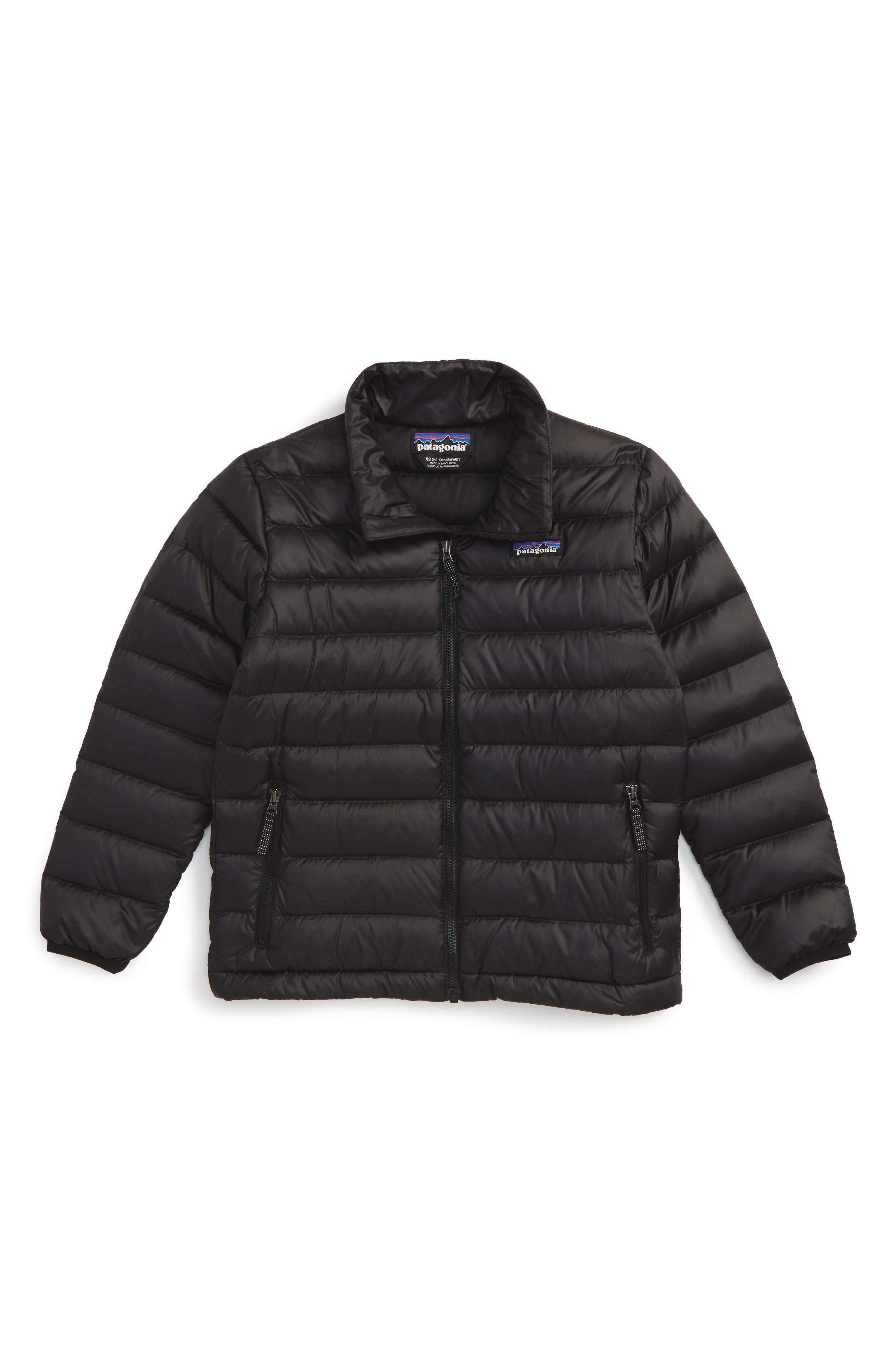 Alternate Image 1 Selected - Patagonia Down Sweater Jacket (Little Boys & Big Boys)