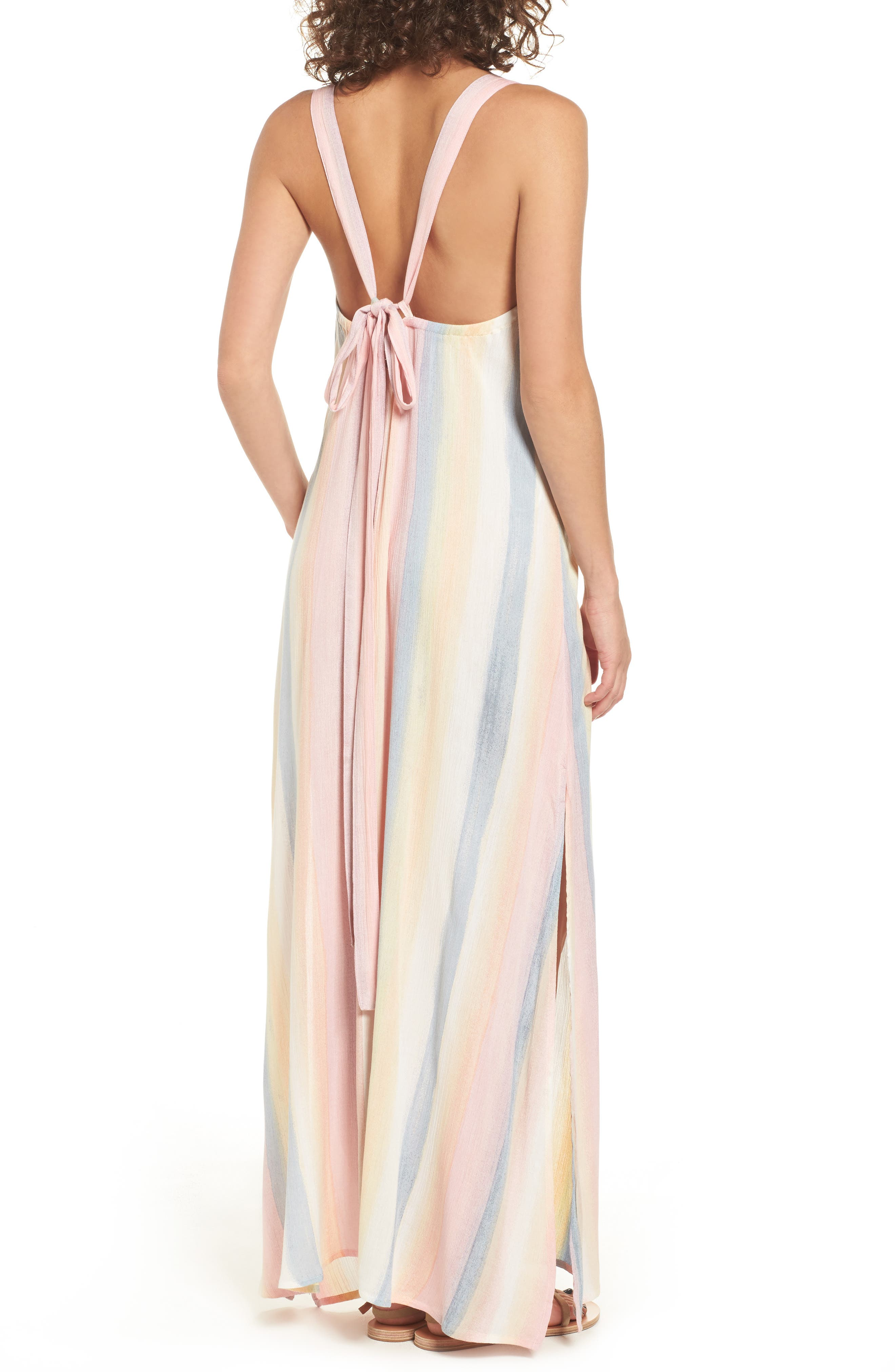 Alternate Image 2  - Billabong Sky High Maxi Dress