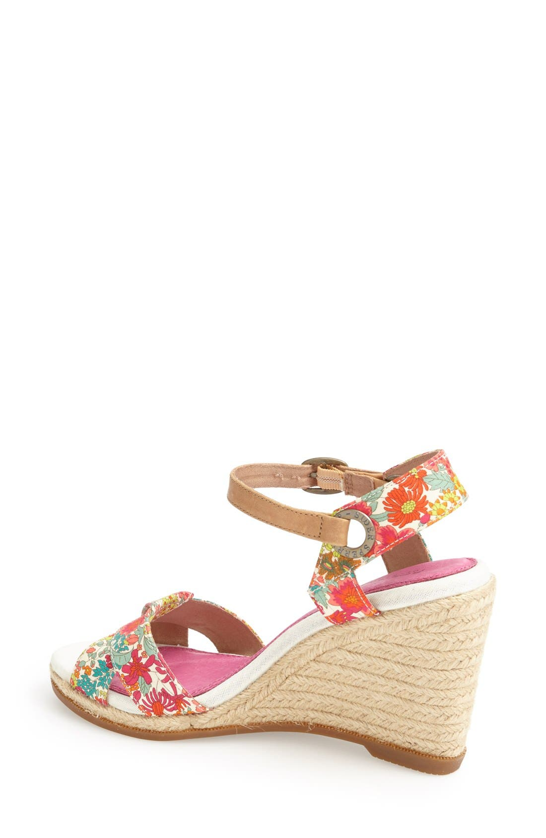 Alternate Image 2  - Sperry 'Saylor' Espadrille Wedge Sandal (Women)