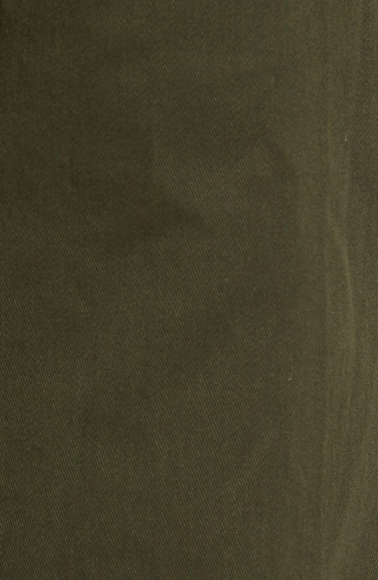 Alternate Image 5  - Volcom Stretch Modern Chinos