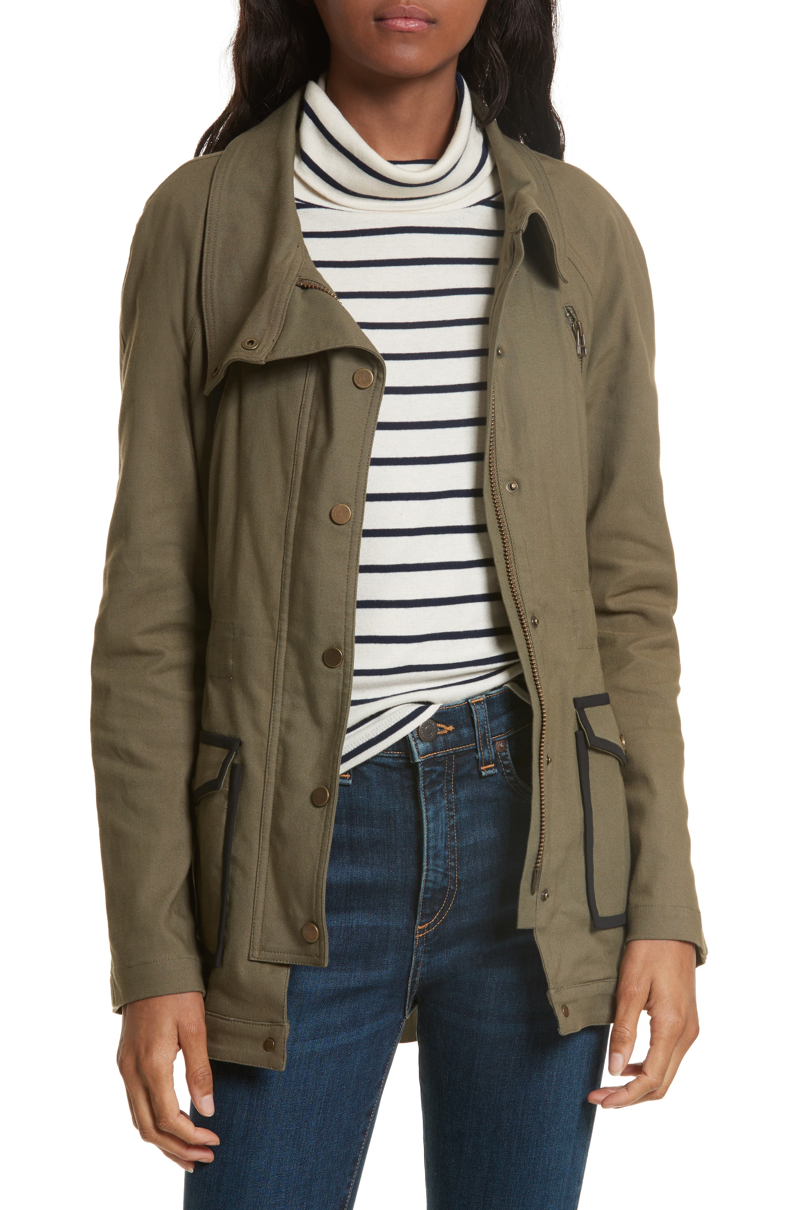 Army Jacket,                         Main,                         color, Army Green