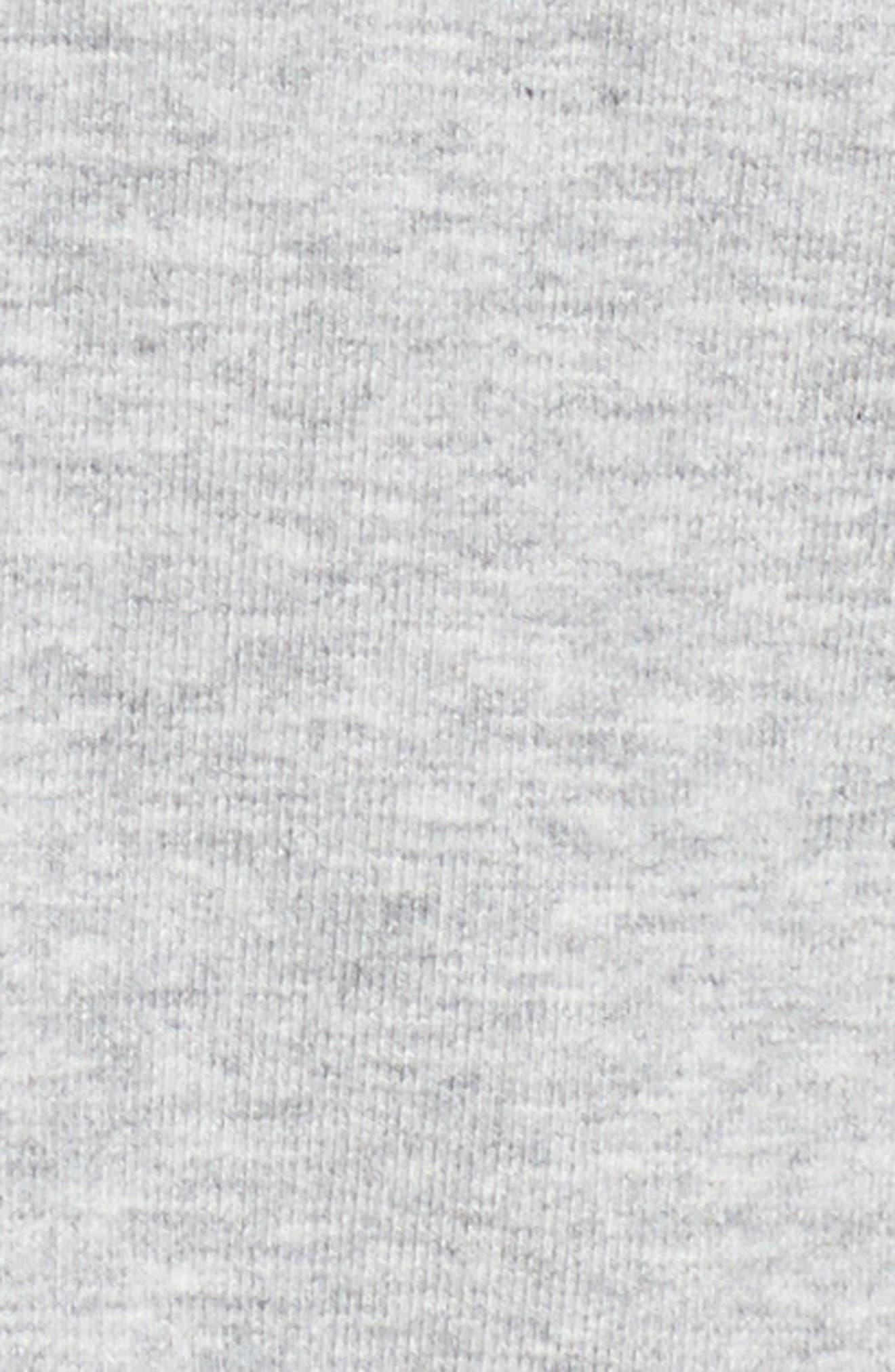 Alternate Image 5  - Trouvé Corset Sweatshirt