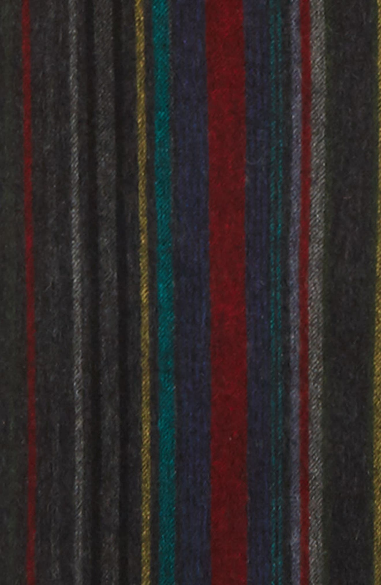 Alternate Image 3  - Paul Smith Stripe Wool Scarf