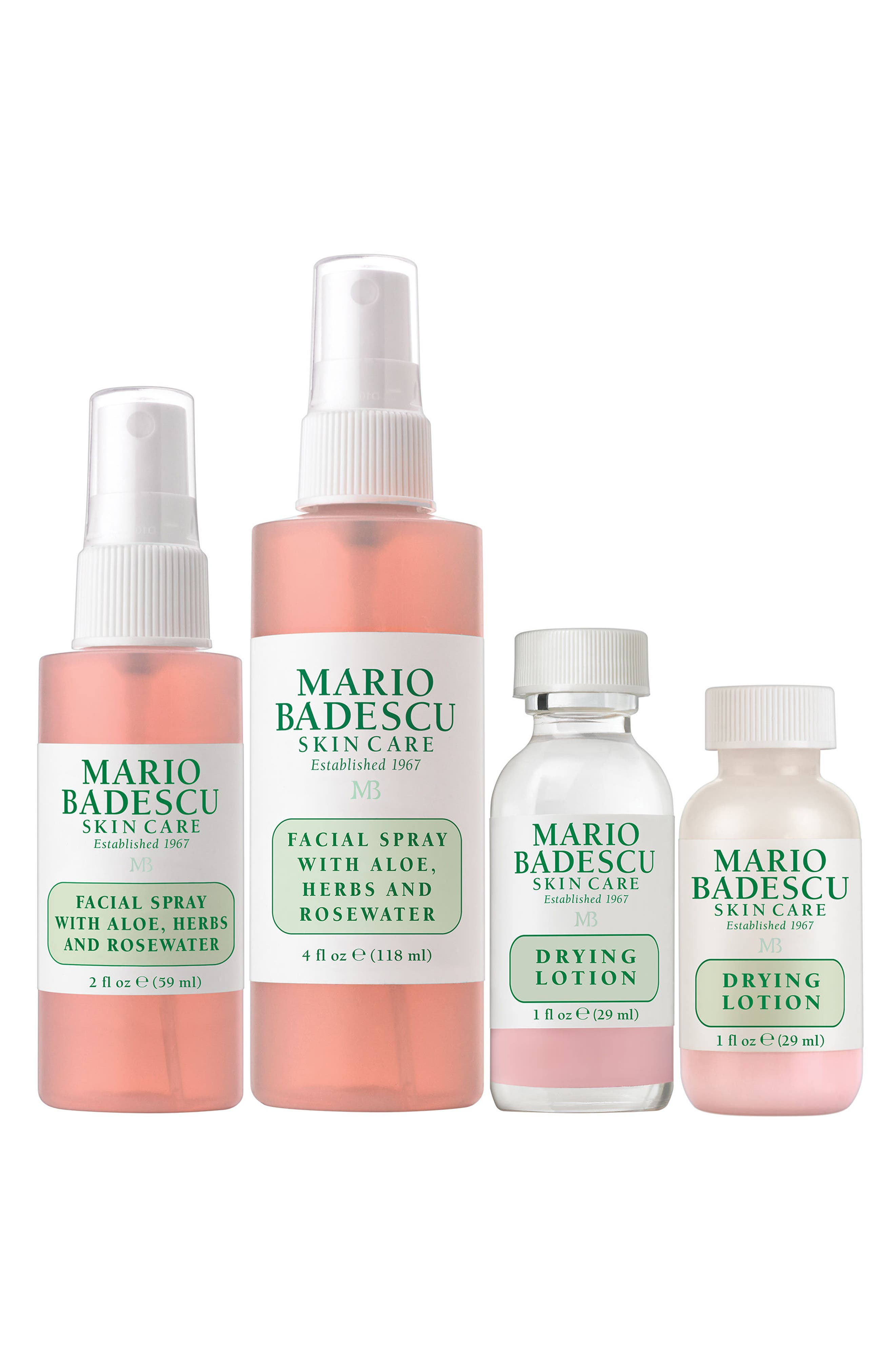 Main Image - Mario Badescu The Icons Home & Away Collection ($46 Value)