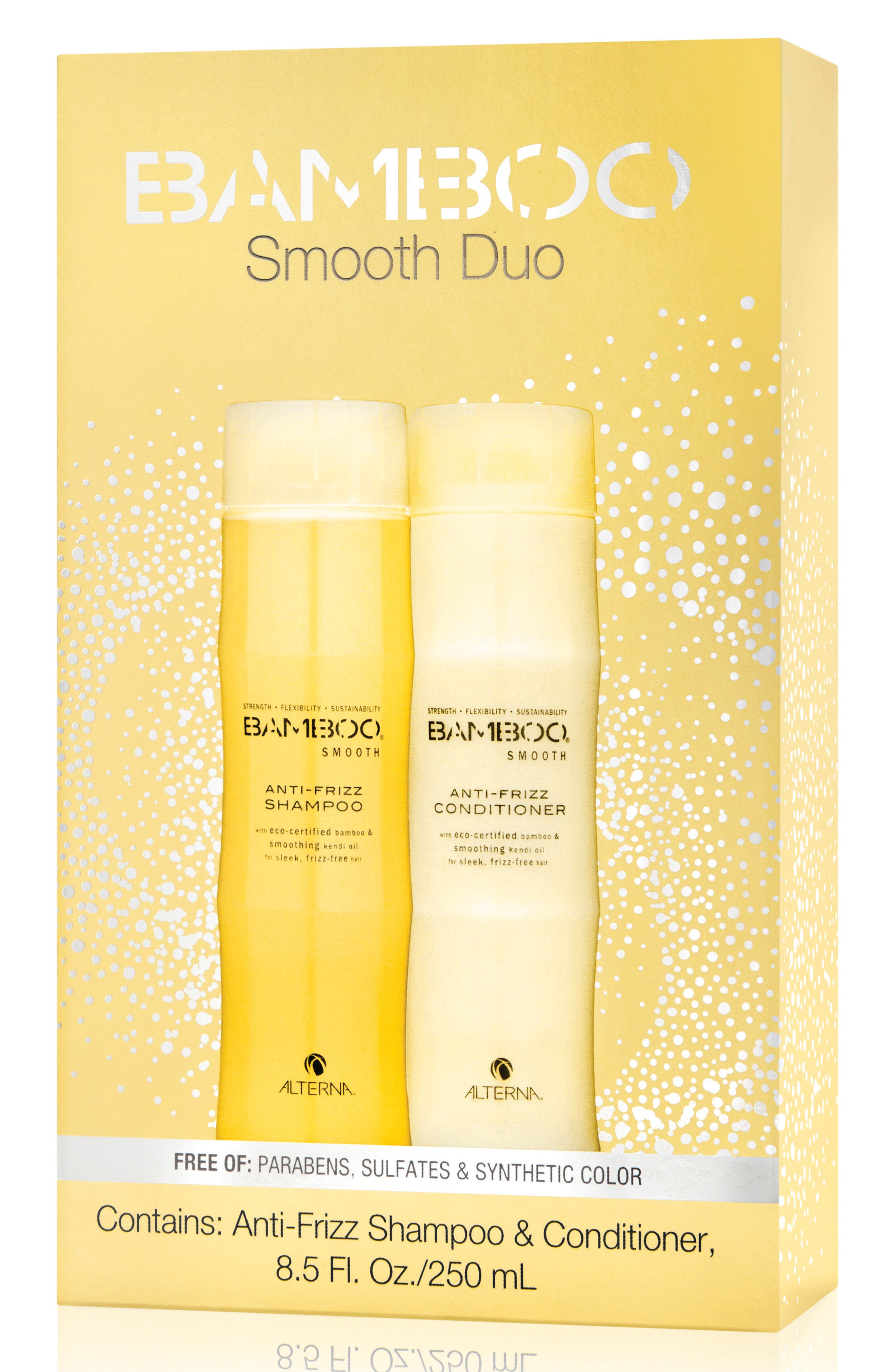 ALTERNA® Bamboo Smooth Duo ($44 Value)