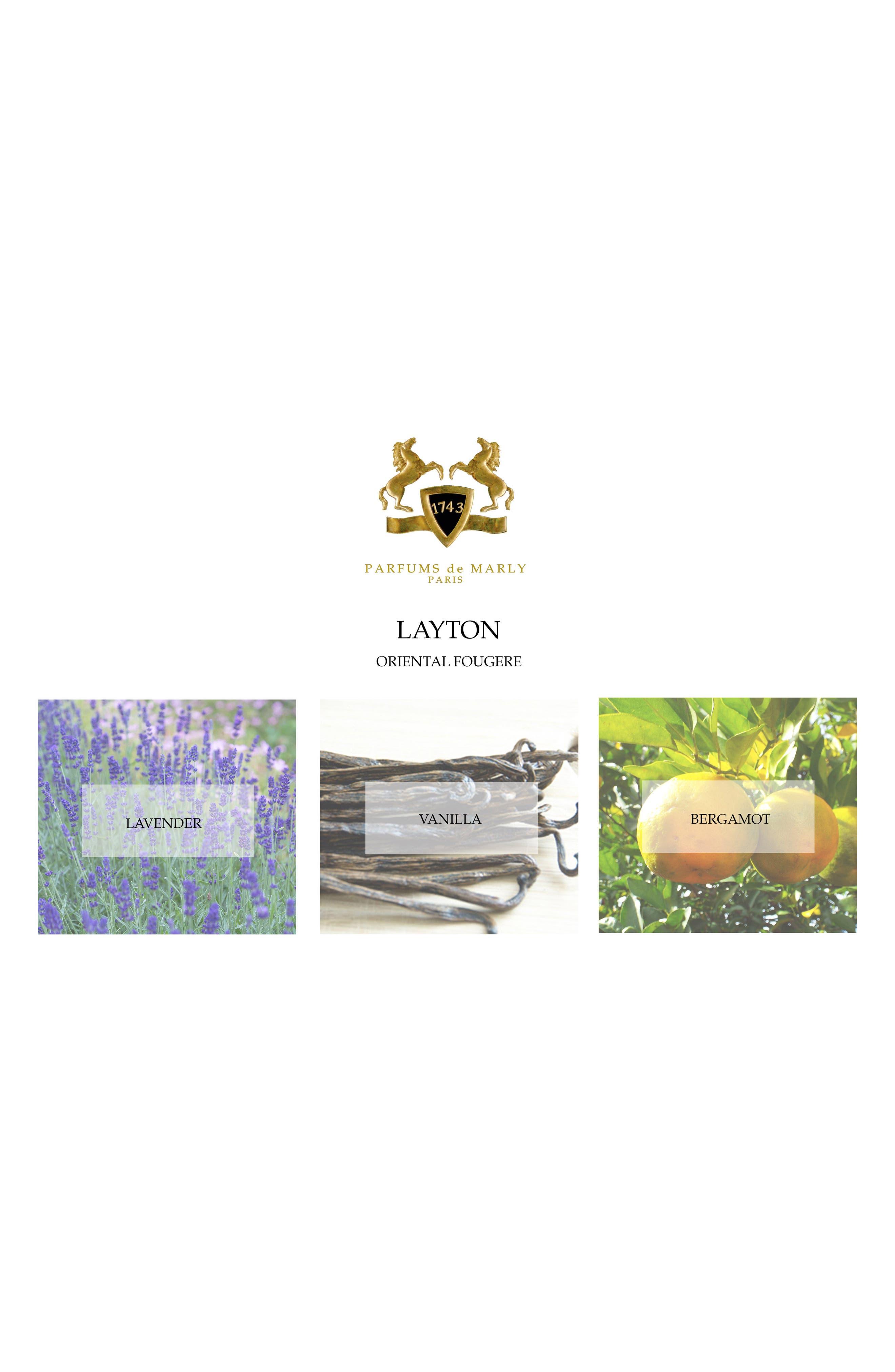 Alternate Image 2  - Parfums de Marly Layton Eau de Parfum