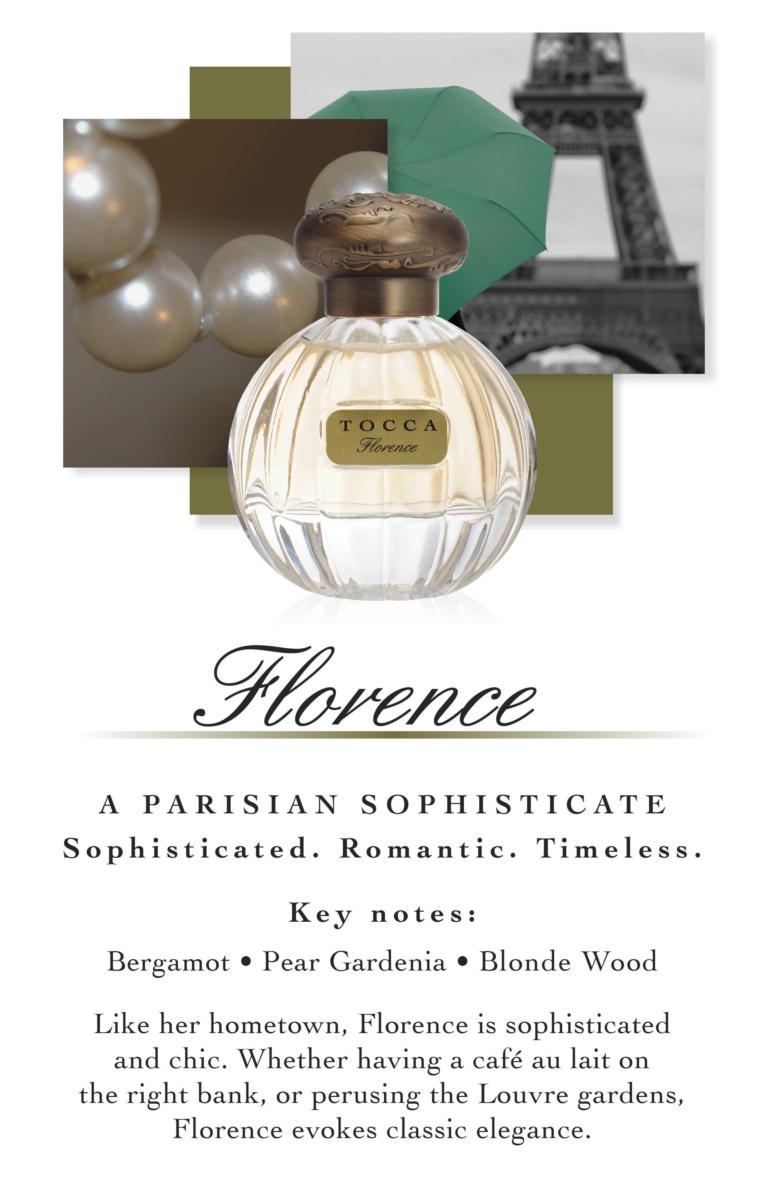 Alternate Image 3  - TOCCA 'Florence' Eau de Parfum
