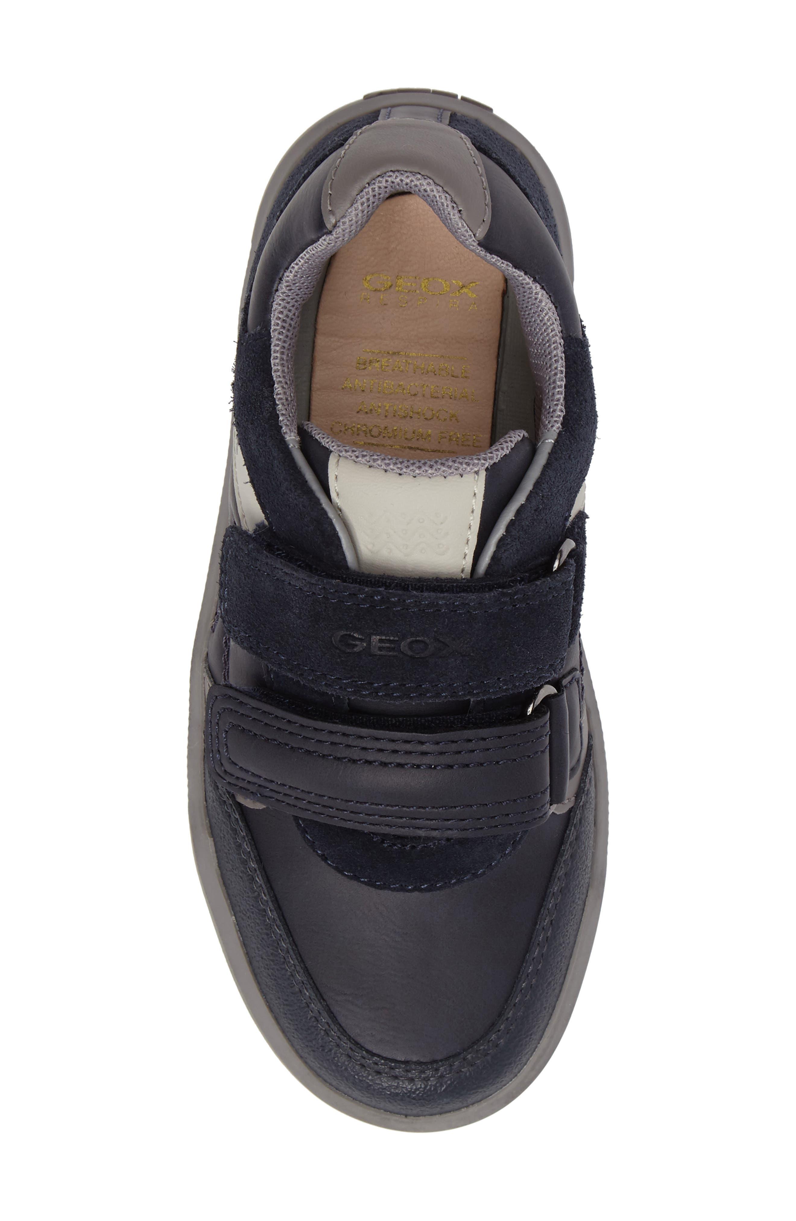 Alternate Image 5  - Geox Jr Arzach Sneaker (Toddler, Little Kid & Big Kid)