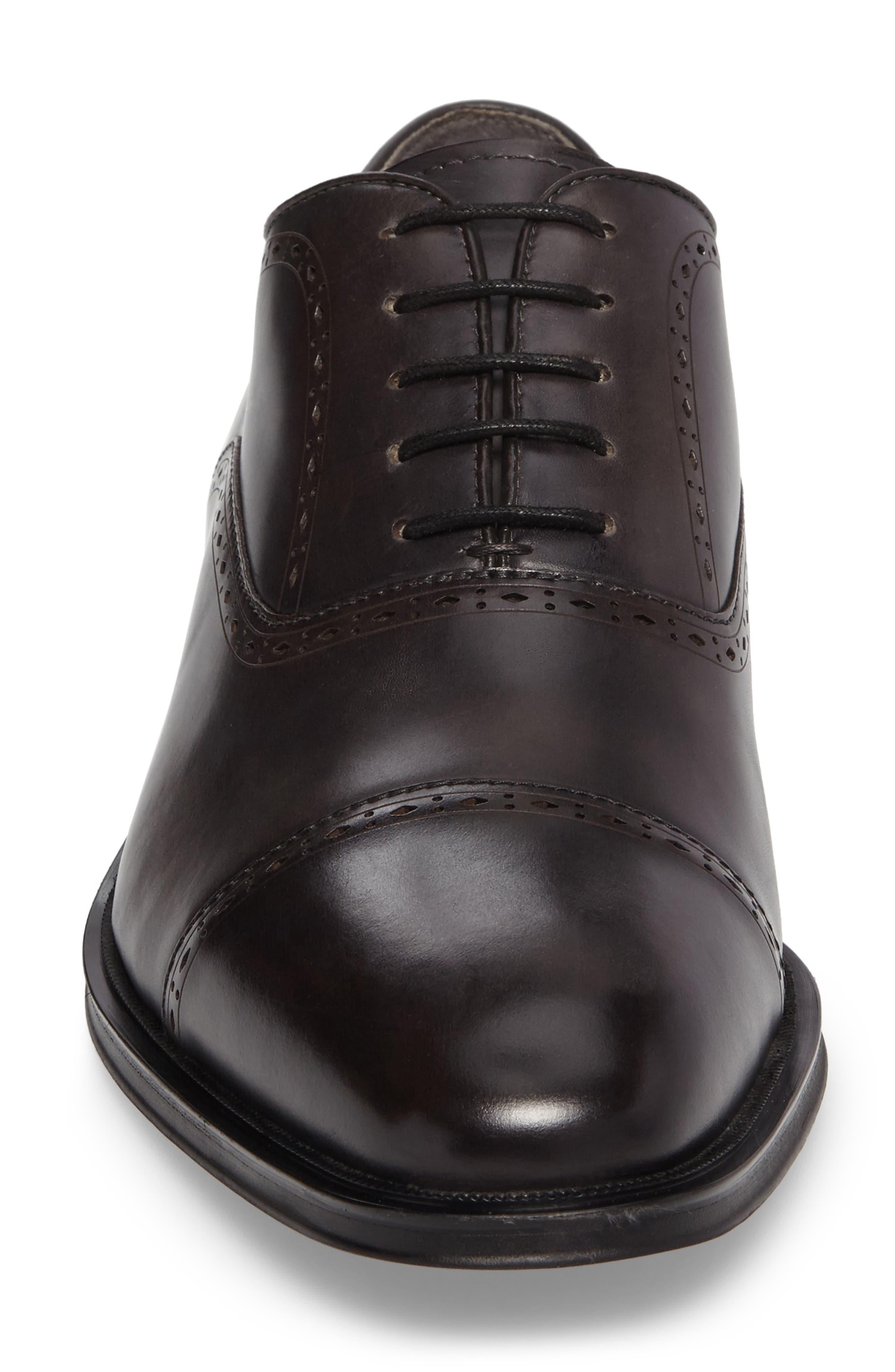 Alternate Image 4  - Kenneth Cole New York Design 10221 Cap Toe Oxford (Men)