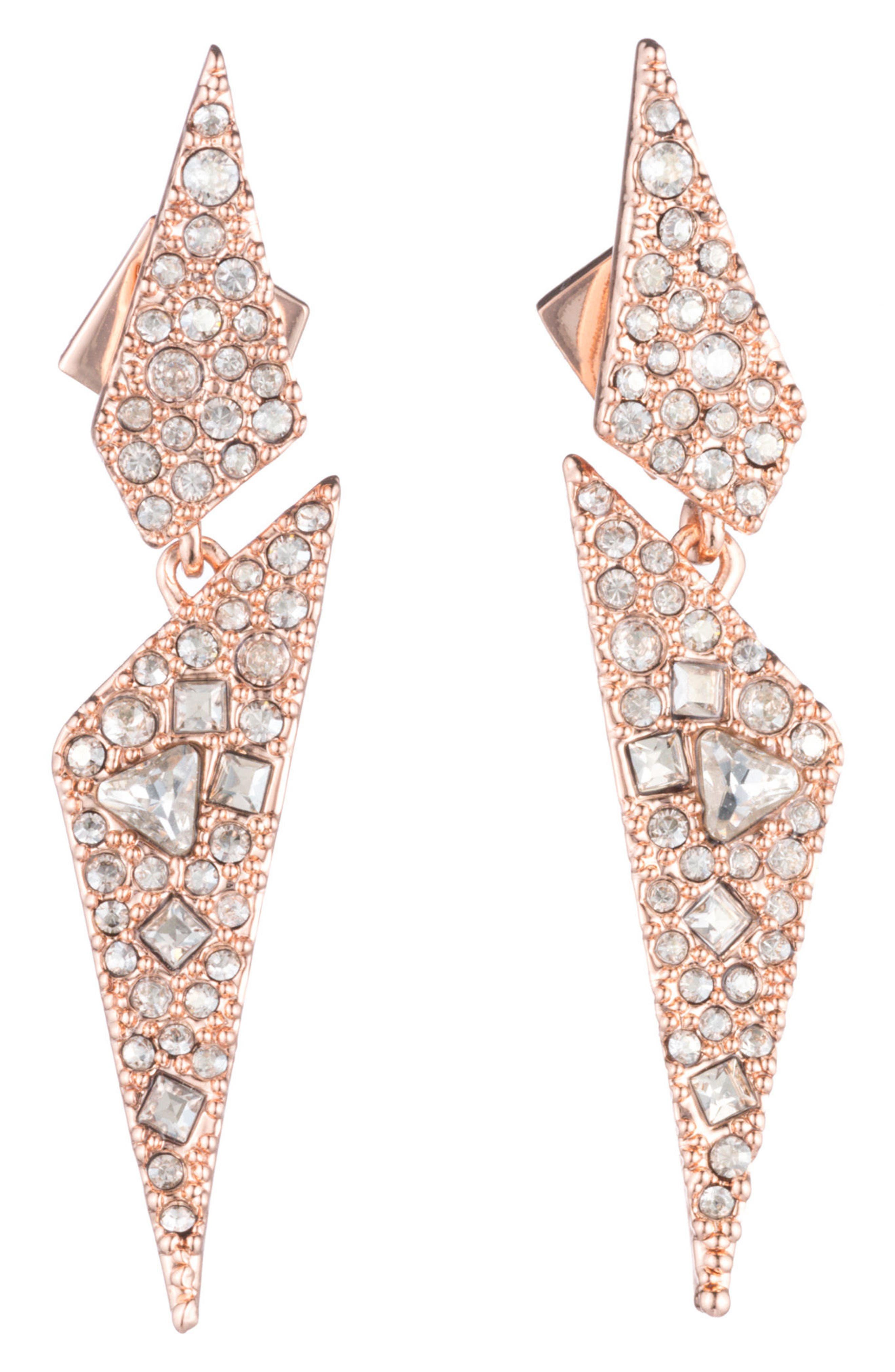 Alternate Image 2  - Alexis Bittar Crystal Encrusted Dangling Drop Earrings