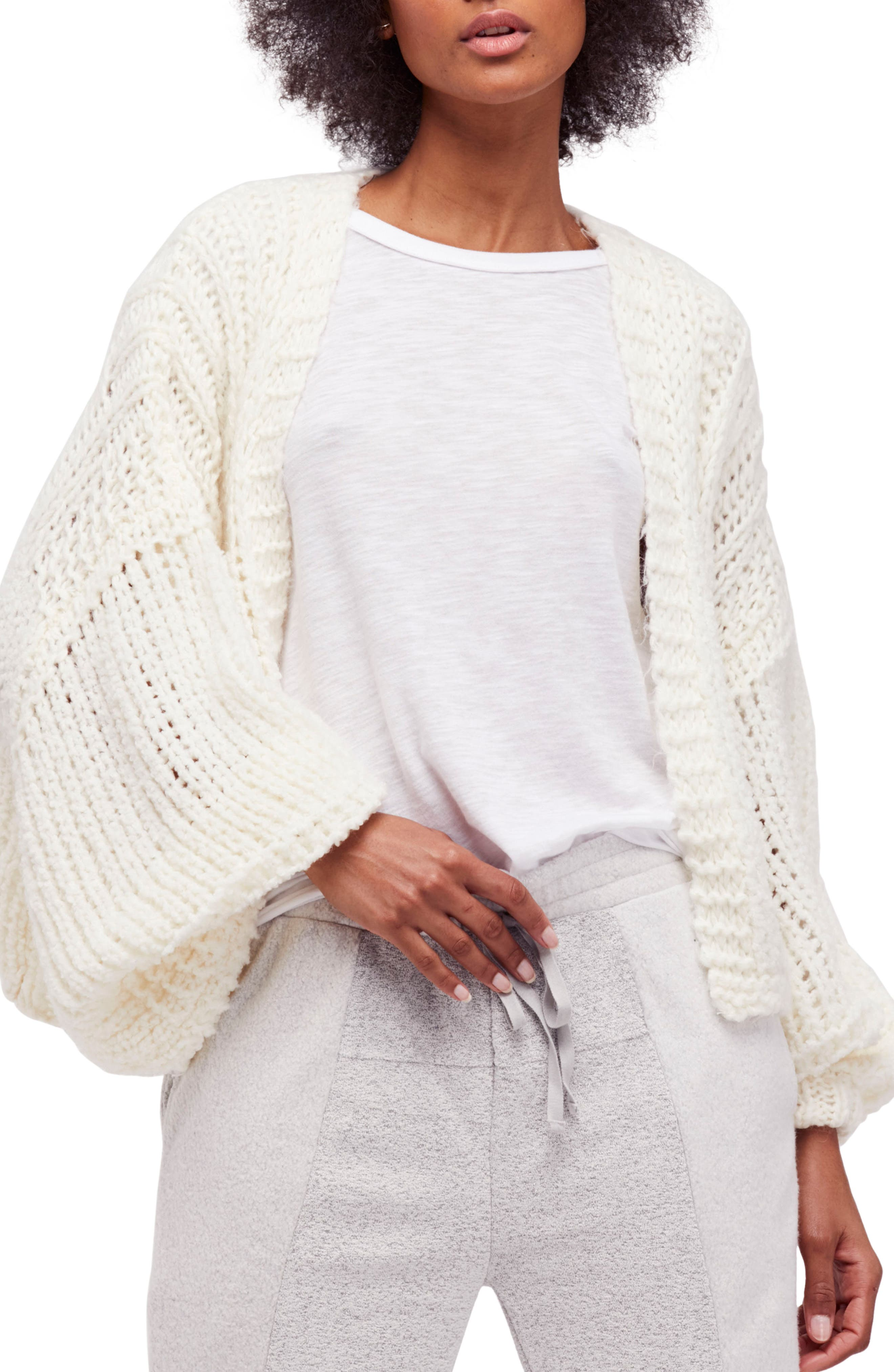 Free People Chamomile Cardigan