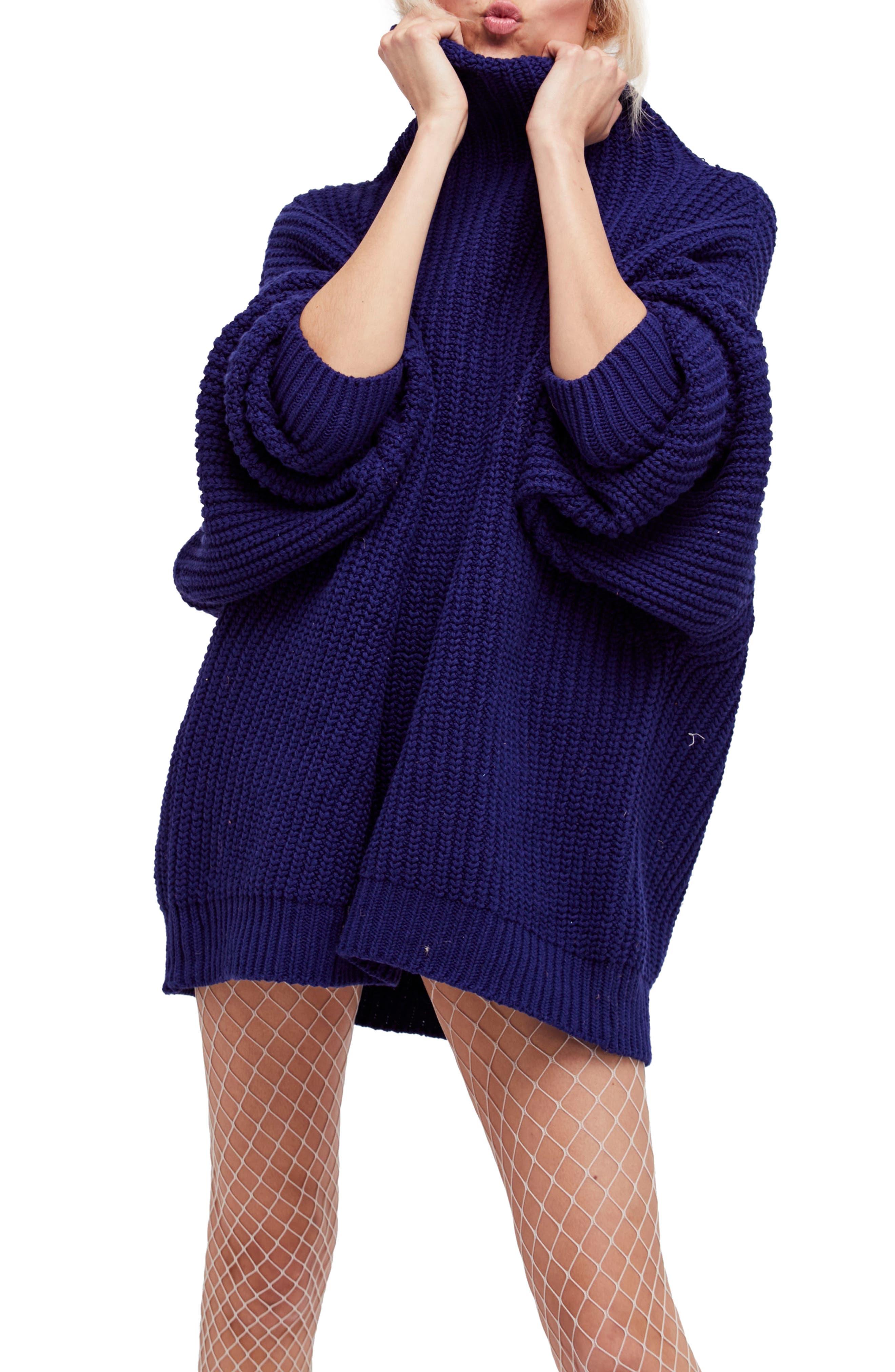 Main Image - Free People Swim Too Deep Turtleneck Sweater
