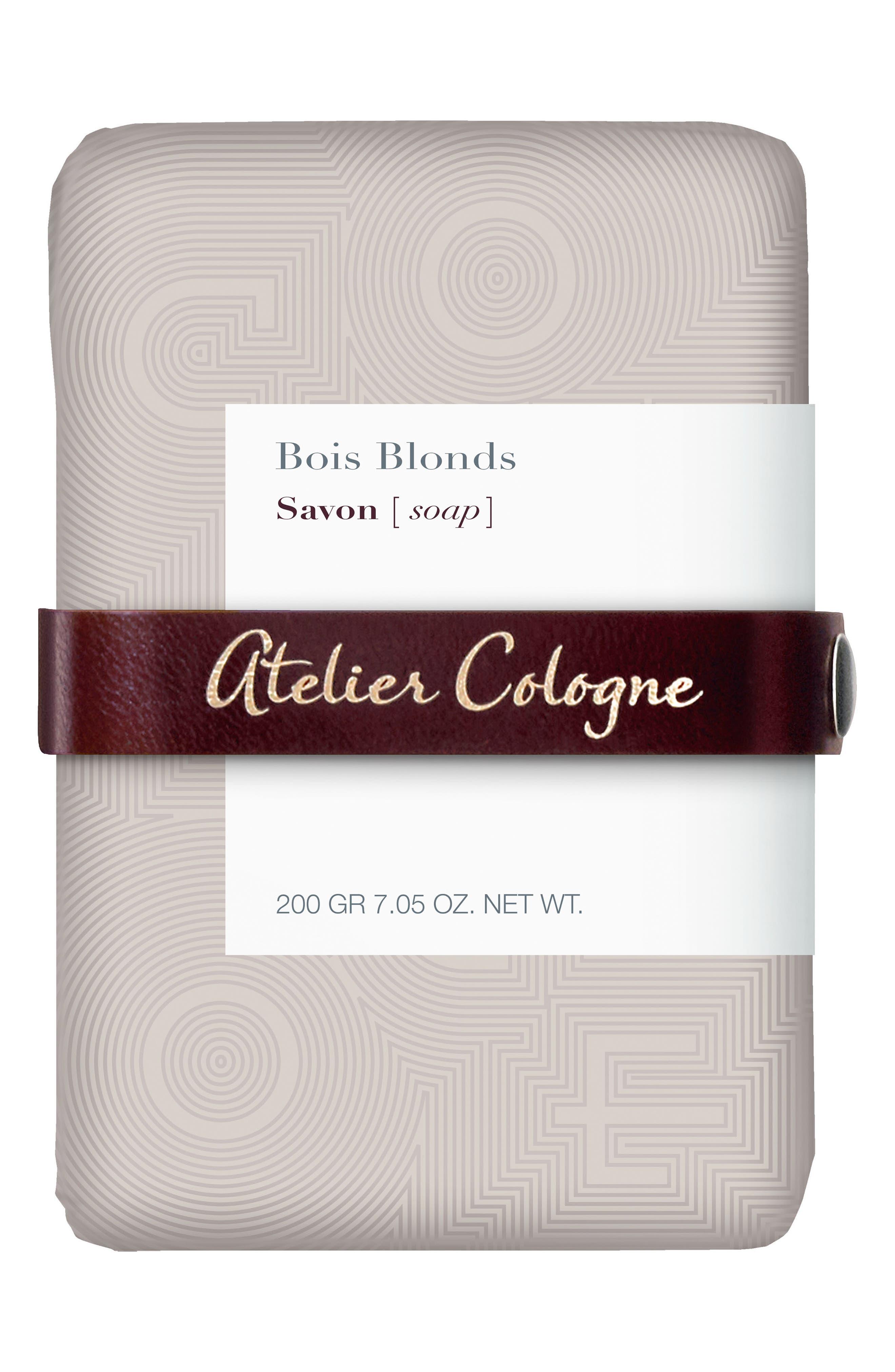 Bois Blonds Soap,                             Main thumbnail 1, color,                             No Color